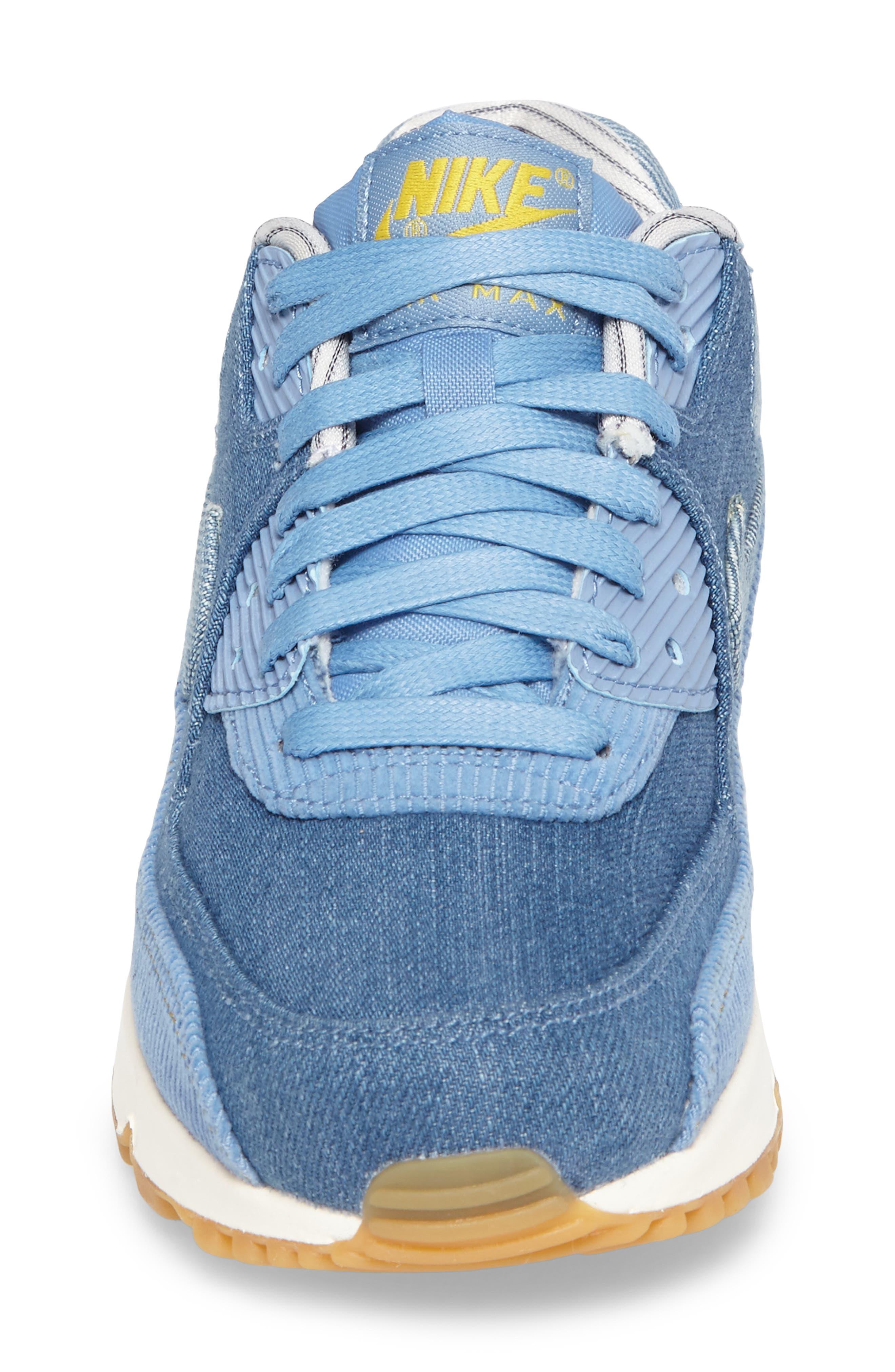 Air Max 90 SE Sneaker,                             Alternate thumbnail 35, color,