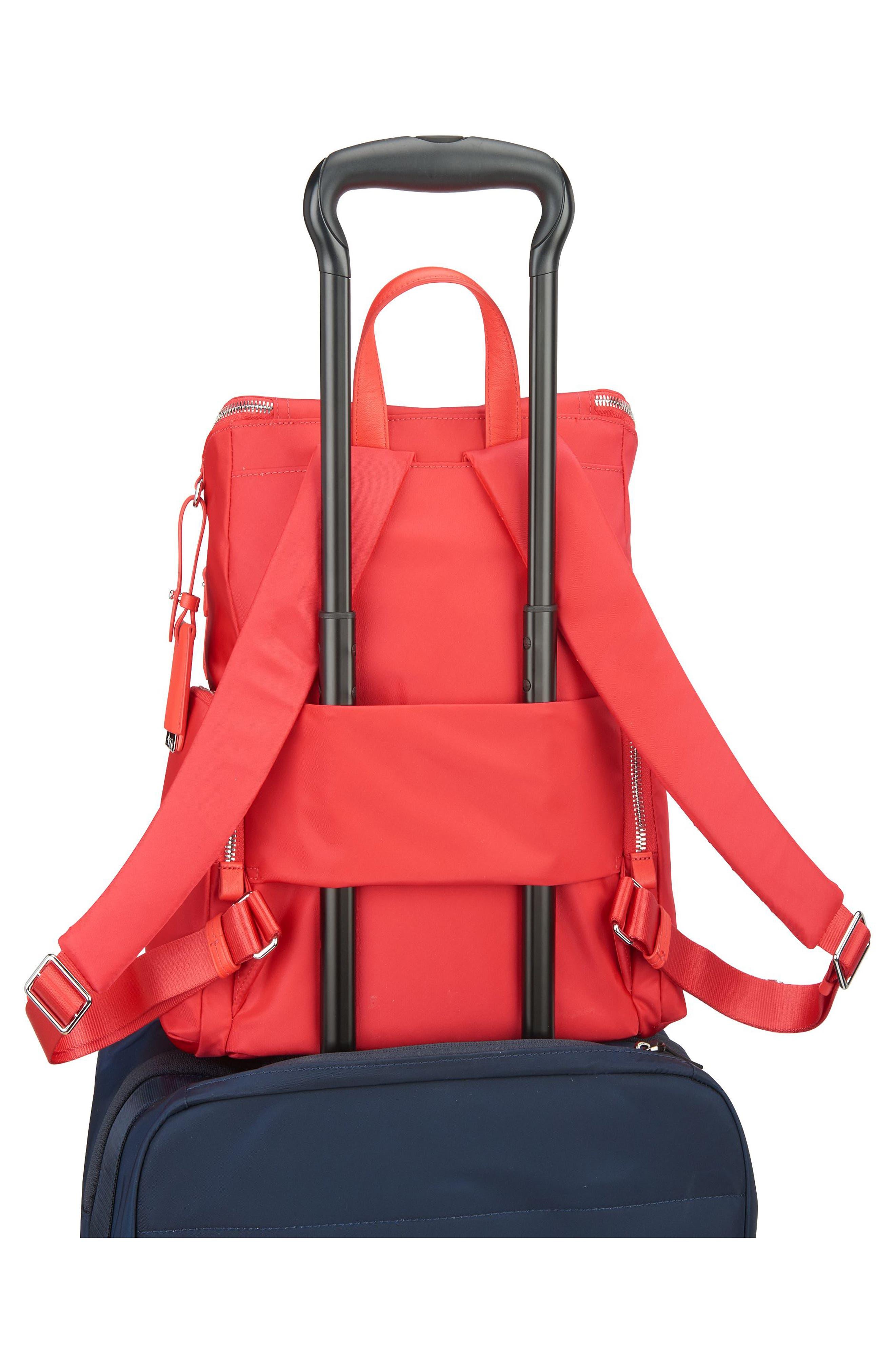 Voyageur Lexa Nylon Backpack,                             Alternate thumbnail 12, color,