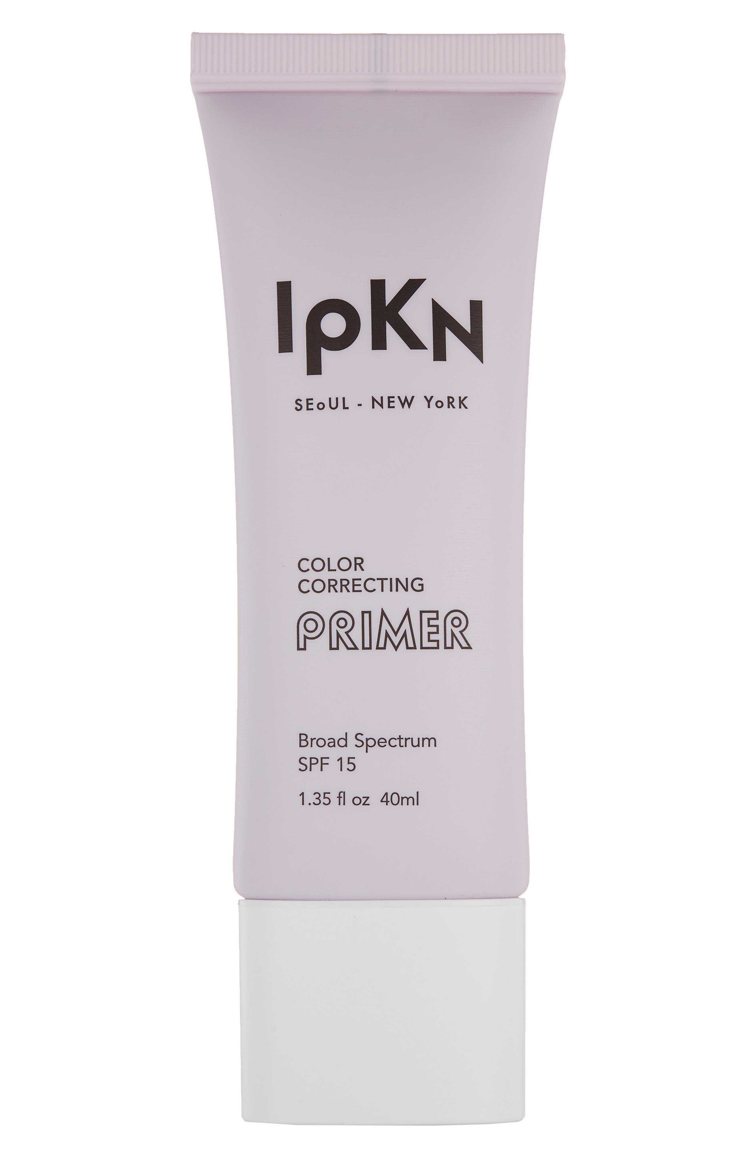 IPKN Purple Color Correcting Primer SPF 15, Main, color, 500