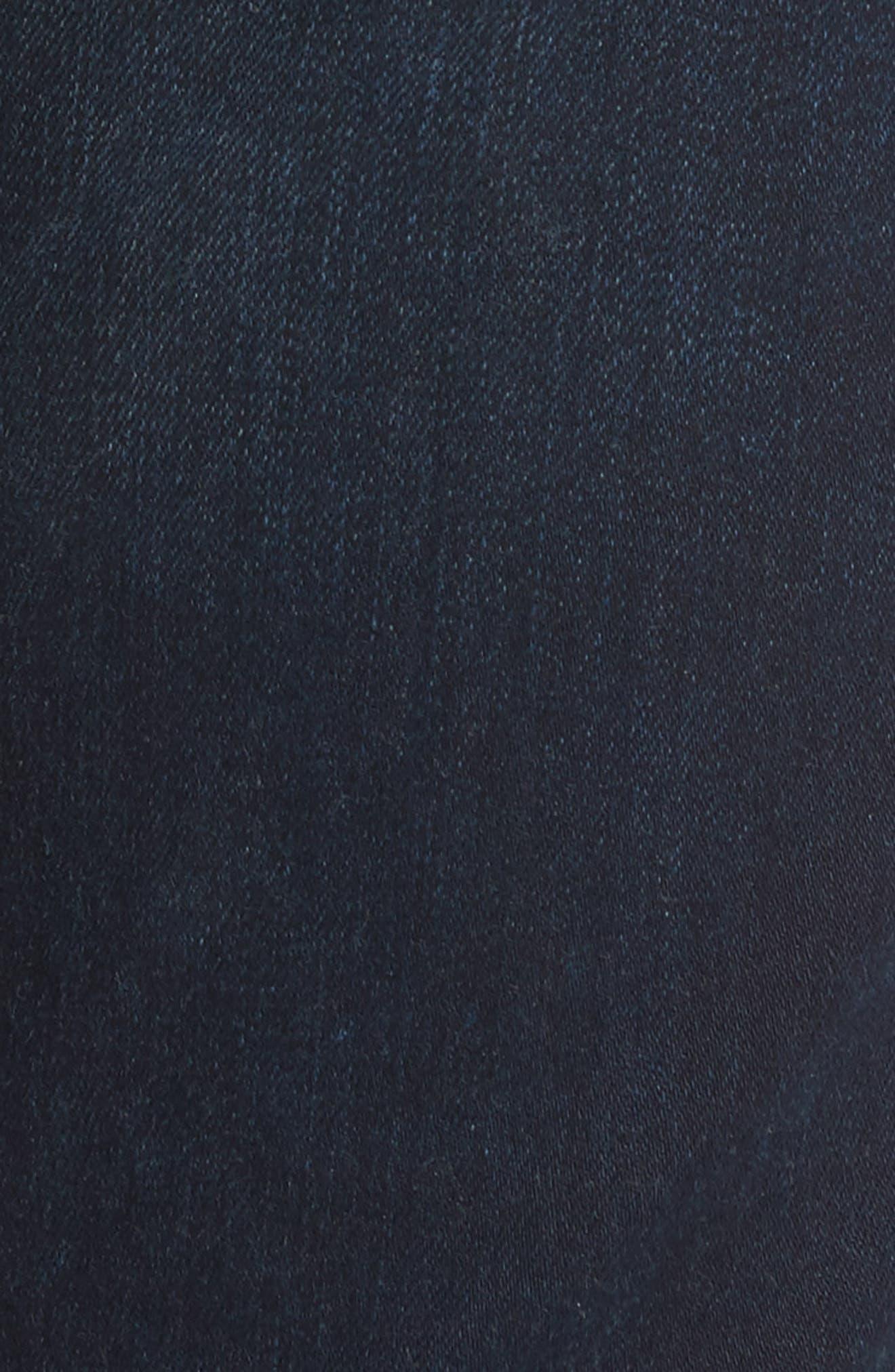 Arielle Skinny Jeans,                             Alternate thumbnail 5, color,                             406