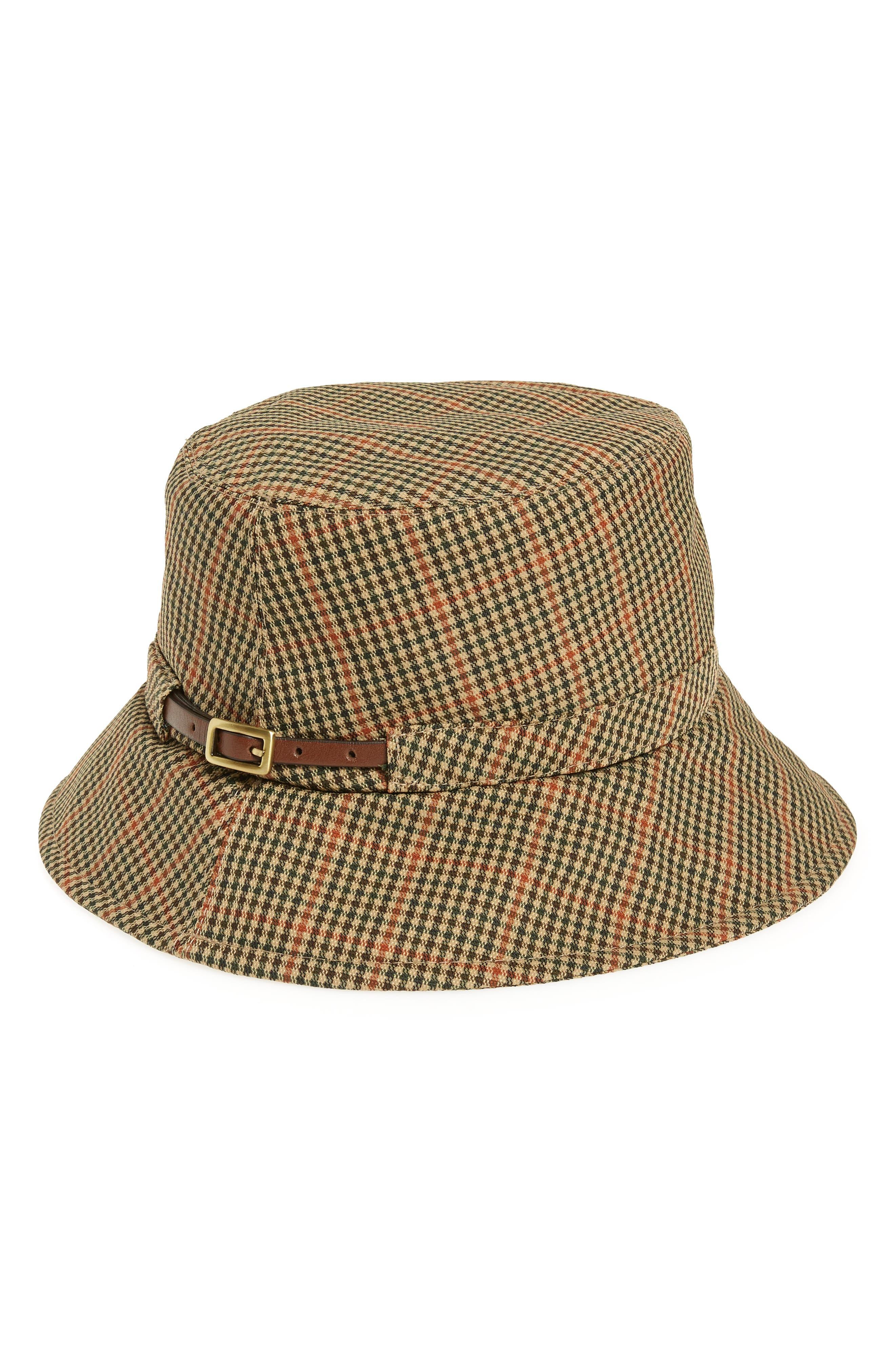 Rain Bucket Hat,                             Alternate thumbnail 6, color,