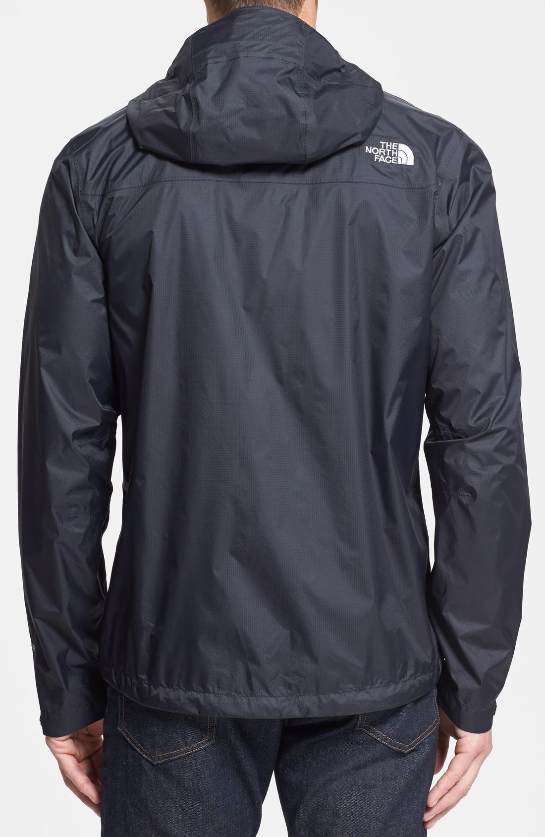 THE NORTH FACE,                             Venture Waterproof Jacket,                             Alternate thumbnail 2, color,                             001