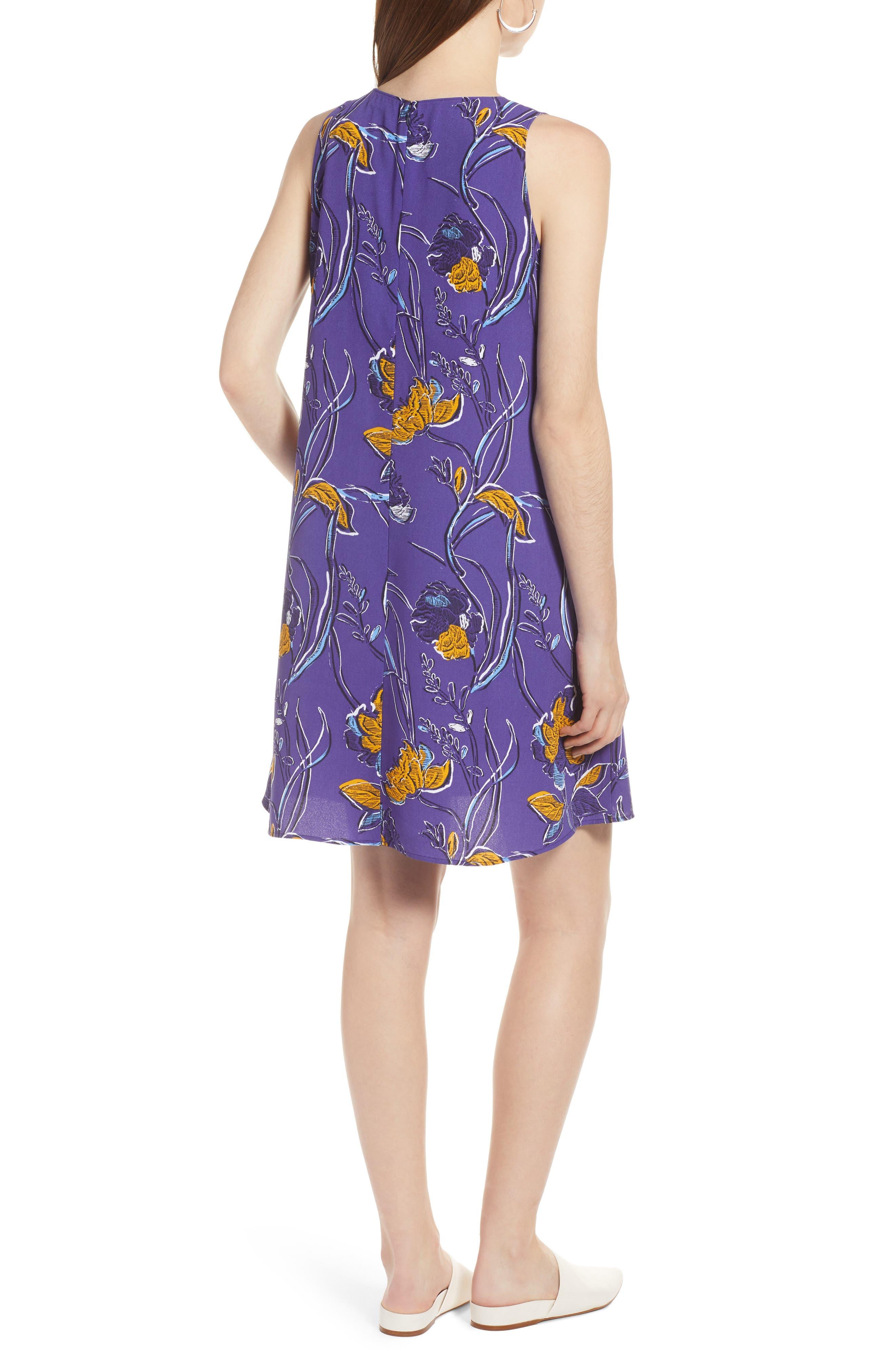 A-Line Dress,                             Alternate thumbnail 42, color,