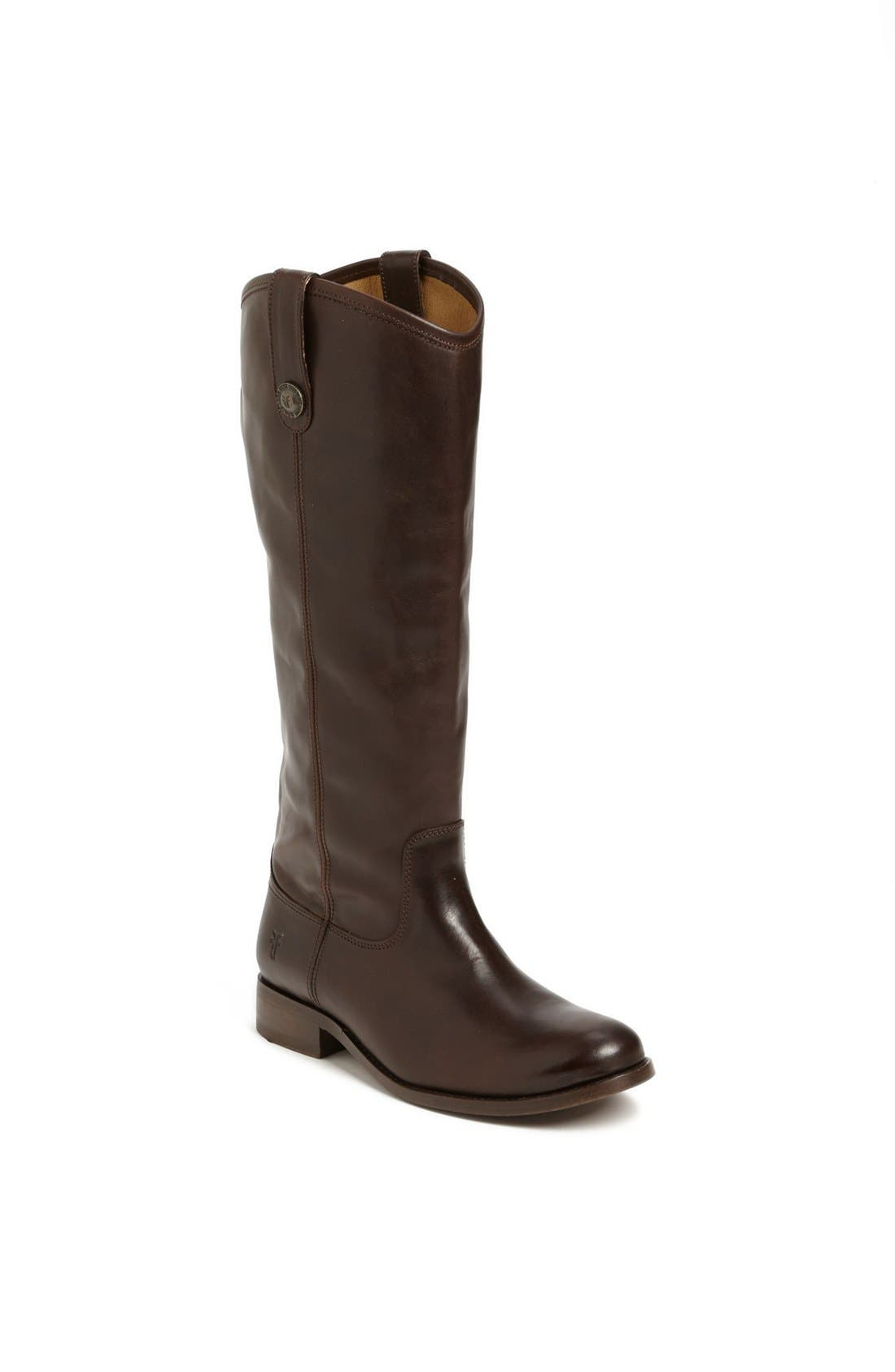 'Melissa Button' Leather Riding Boot,                             Main thumbnail 19, color,