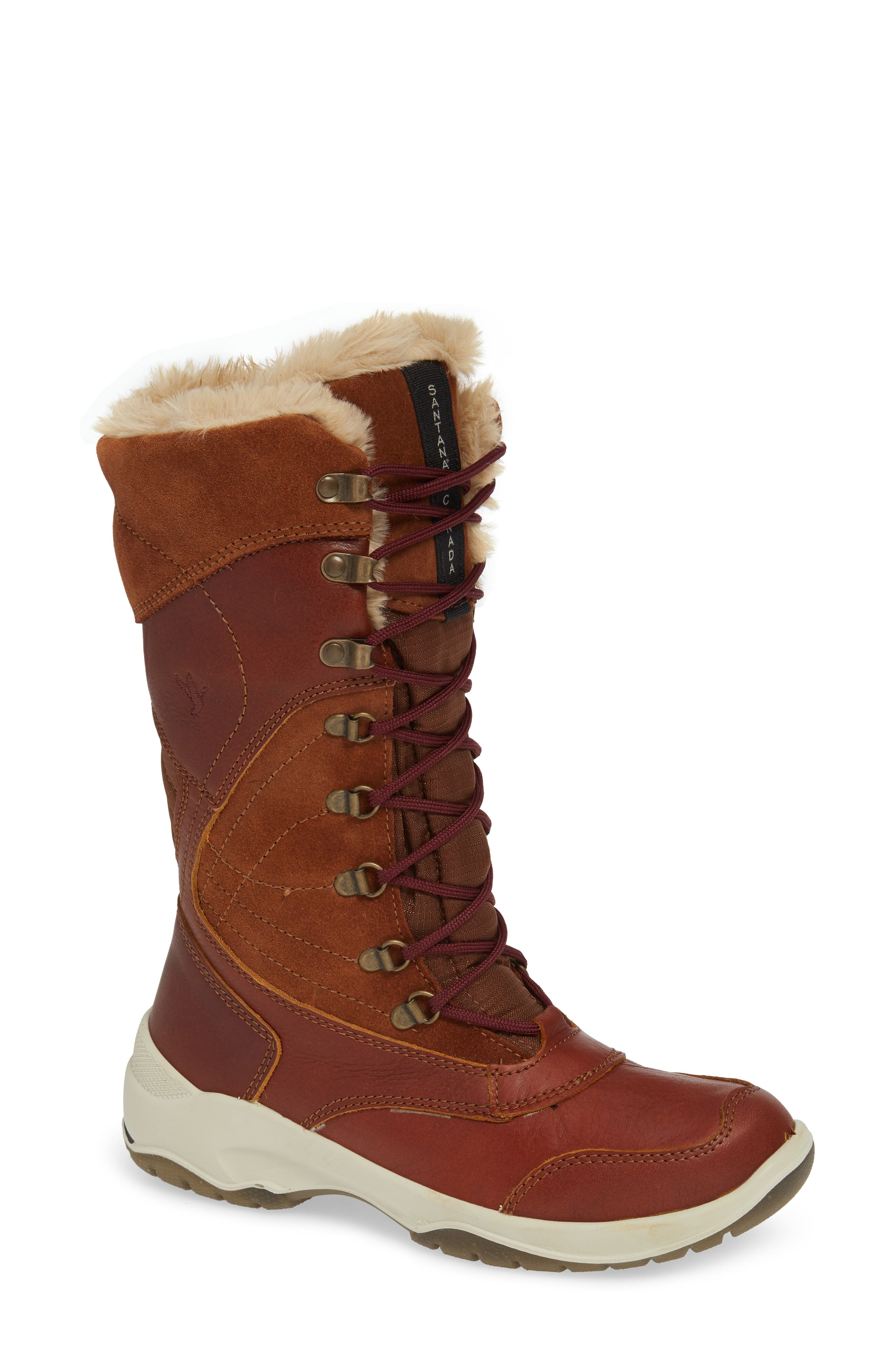 Santana Canada Topspeed Luxe Waterproof Snow Boot