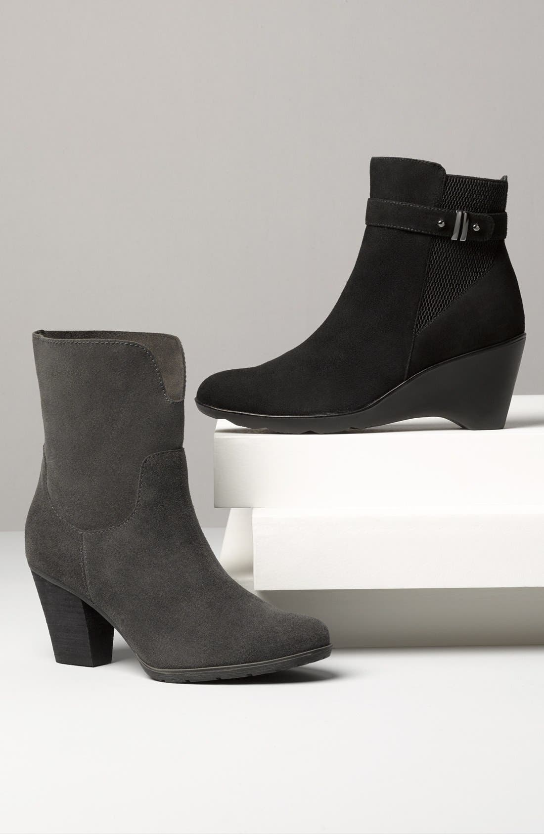 Fay Waterproof Ankle Boot,                             Alternate thumbnail 5, color,                             020