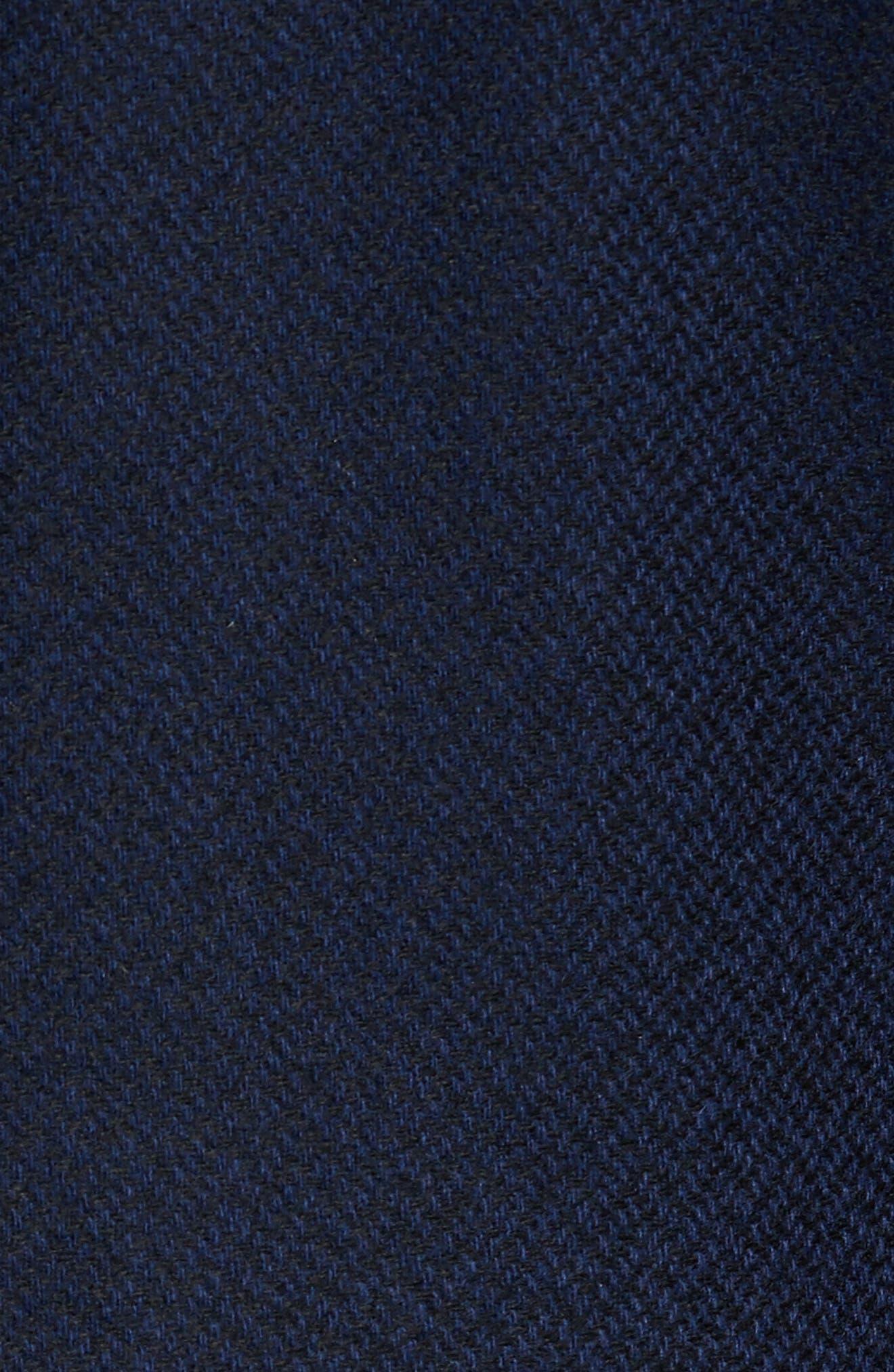 Modern Slim Fit Herringbone Blazer,                             Alternate thumbnail 6, color,                             410