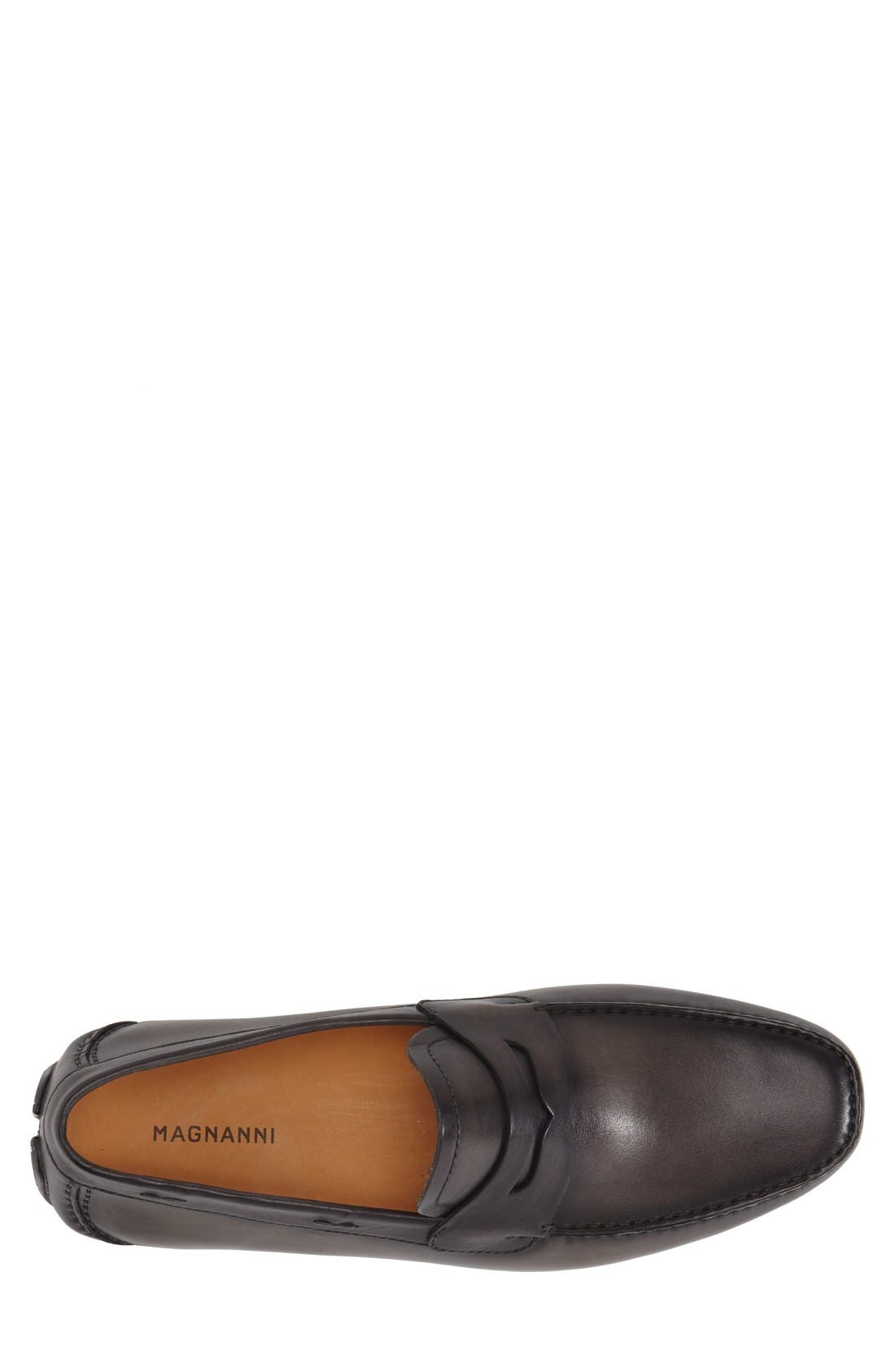 'Dylan' Leather Driving Shoe,                             Alternate thumbnail 20, color,