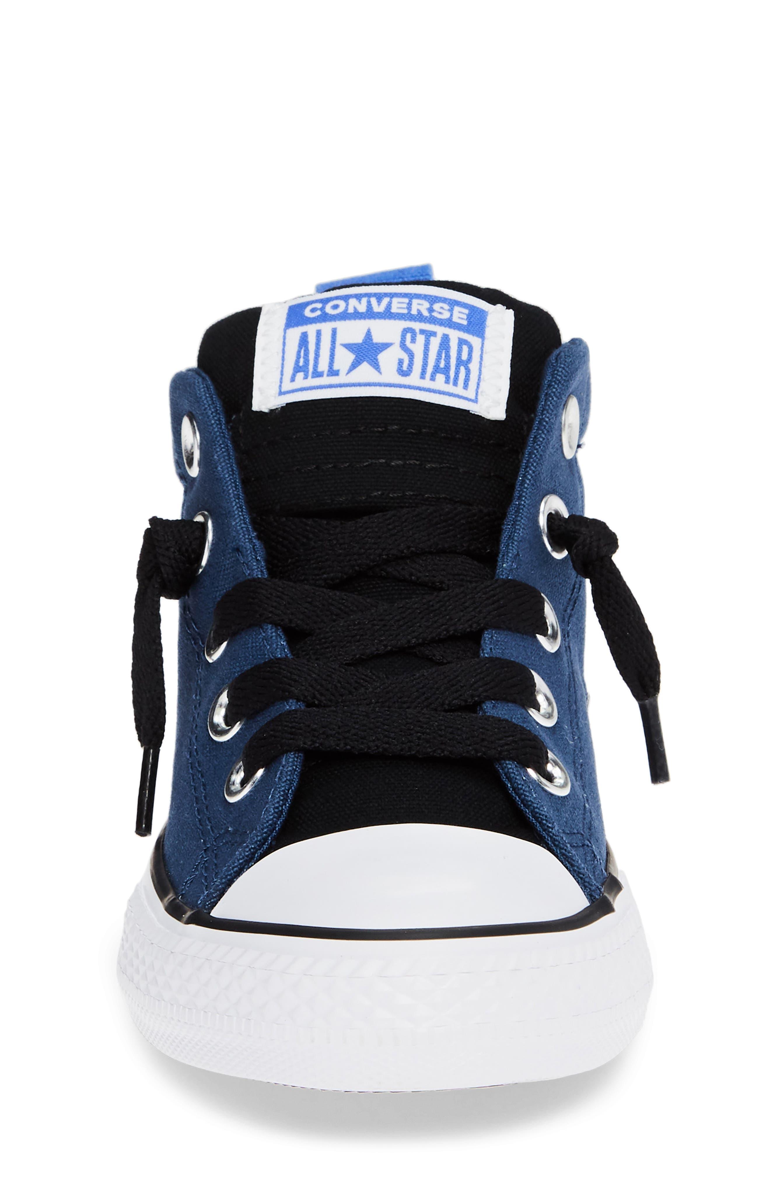 CONVERSE,                             Chuck Taylor<sup>®</sup> All Star<sup>®</sup> Seasonal Street Sneaker,                             Alternate thumbnail 4, color,                             403