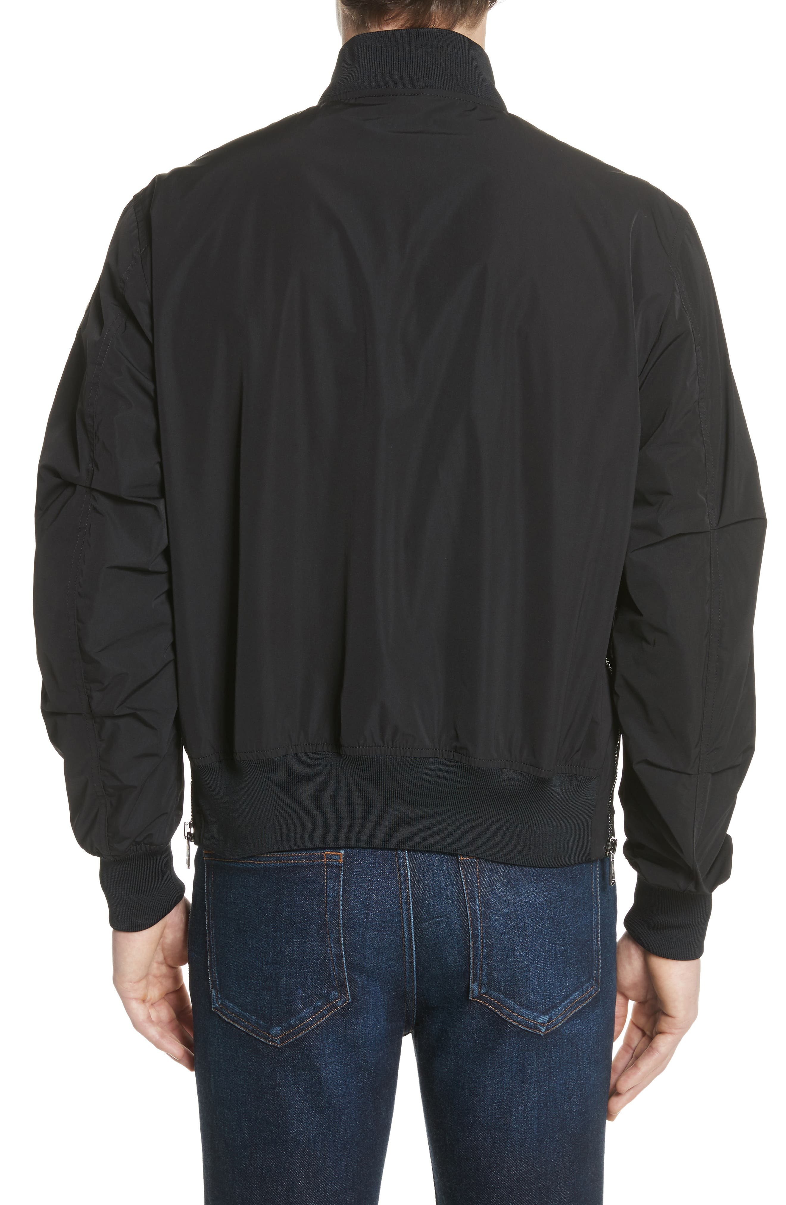 Artouste Bomber Jacket,                             Alternate thumbnail 2, color,                             001