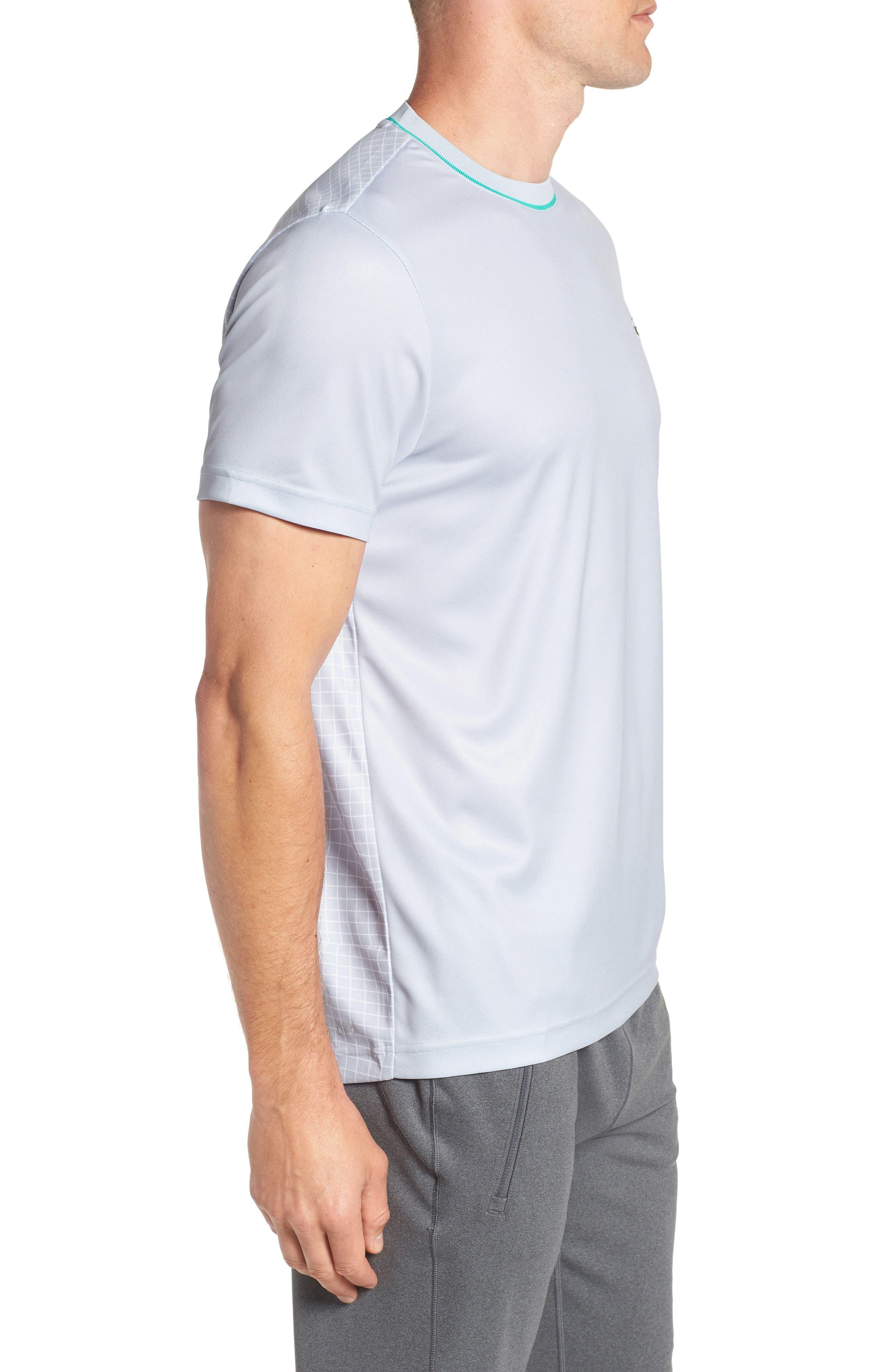 Regular Fit Ultra Dry T-Shirt,                             Alternate thumbnail 3, color,                             032