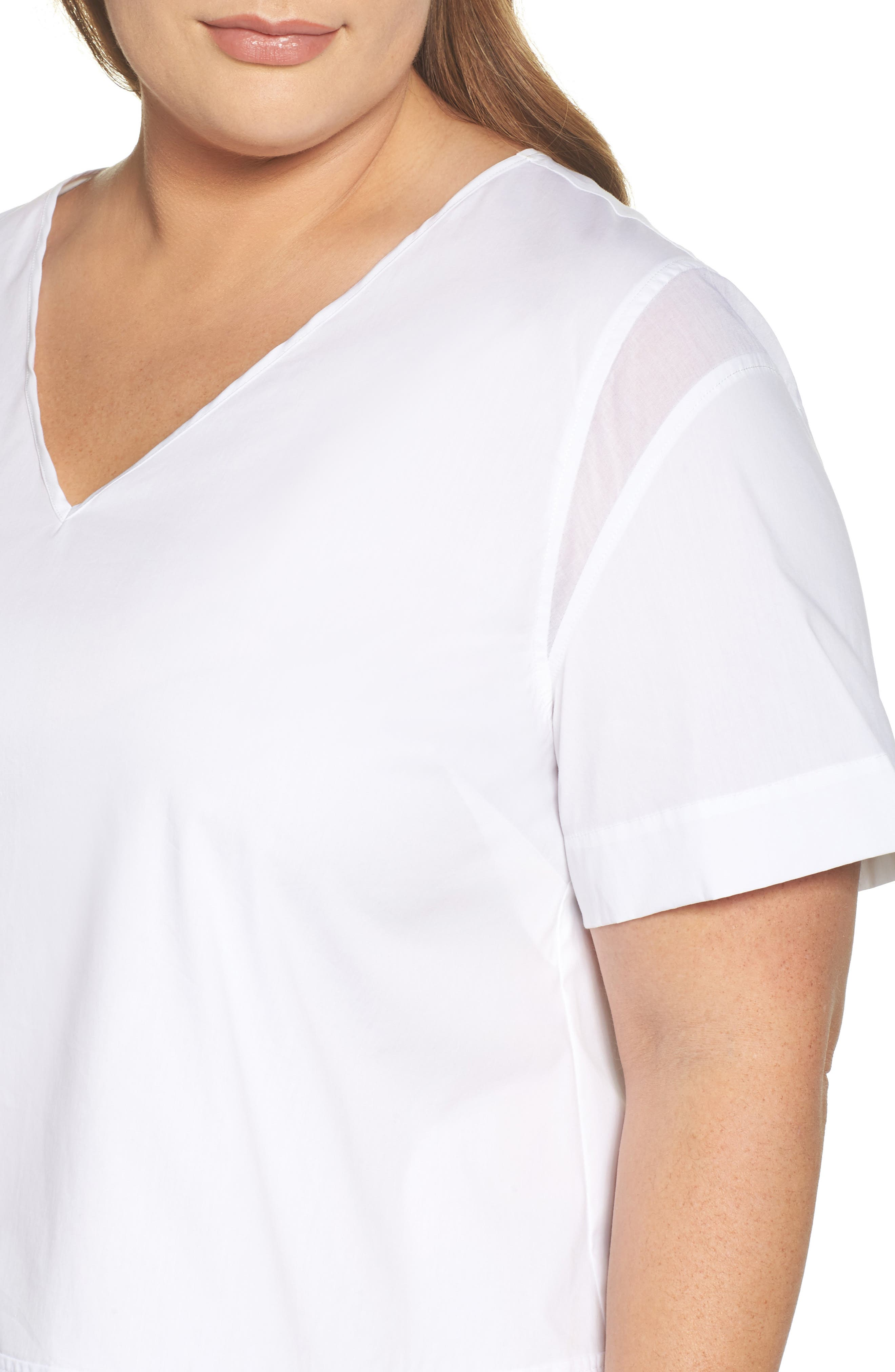 Boxy Popover Top,                             Alternate thumbnail 5, color,