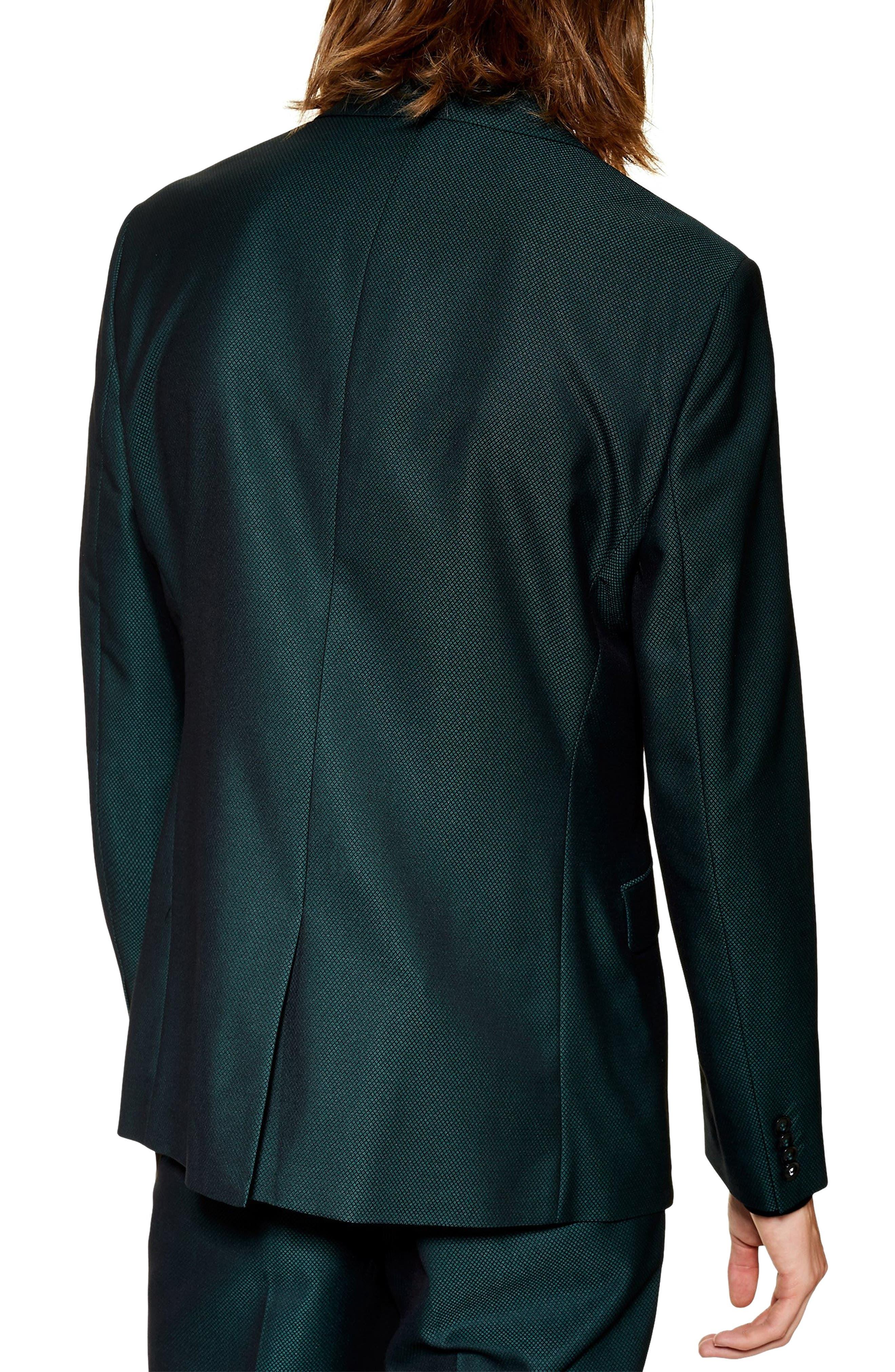 Banbury Slim Fit Suit Jacket,                             Alternate thumbnail 2, color,                             GREEN