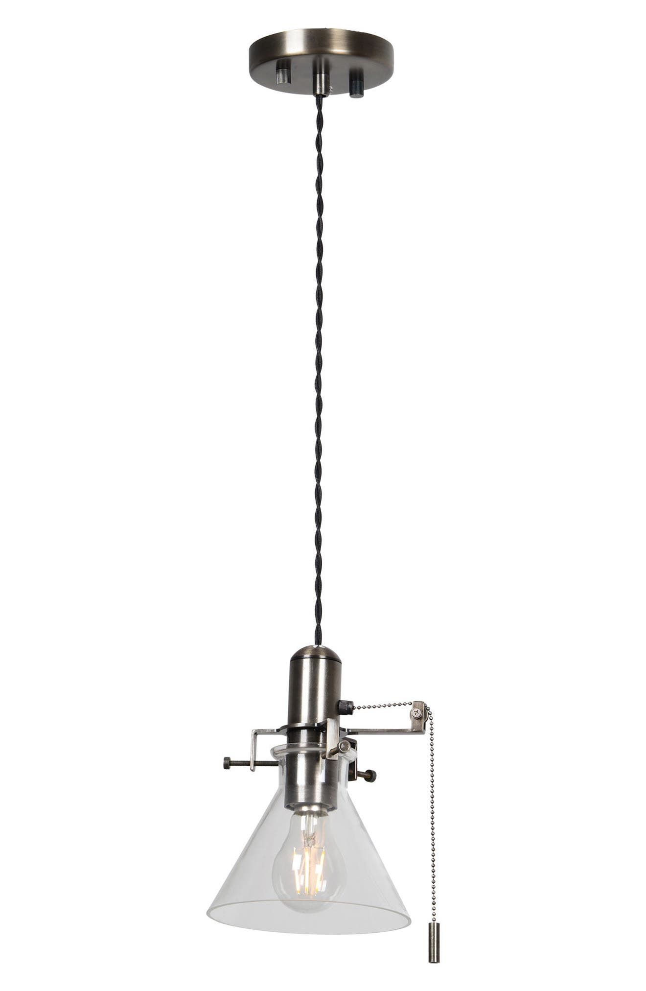 Pozzo Ceiling Light Fixture,                             Main thumbnail 1, color,                             040