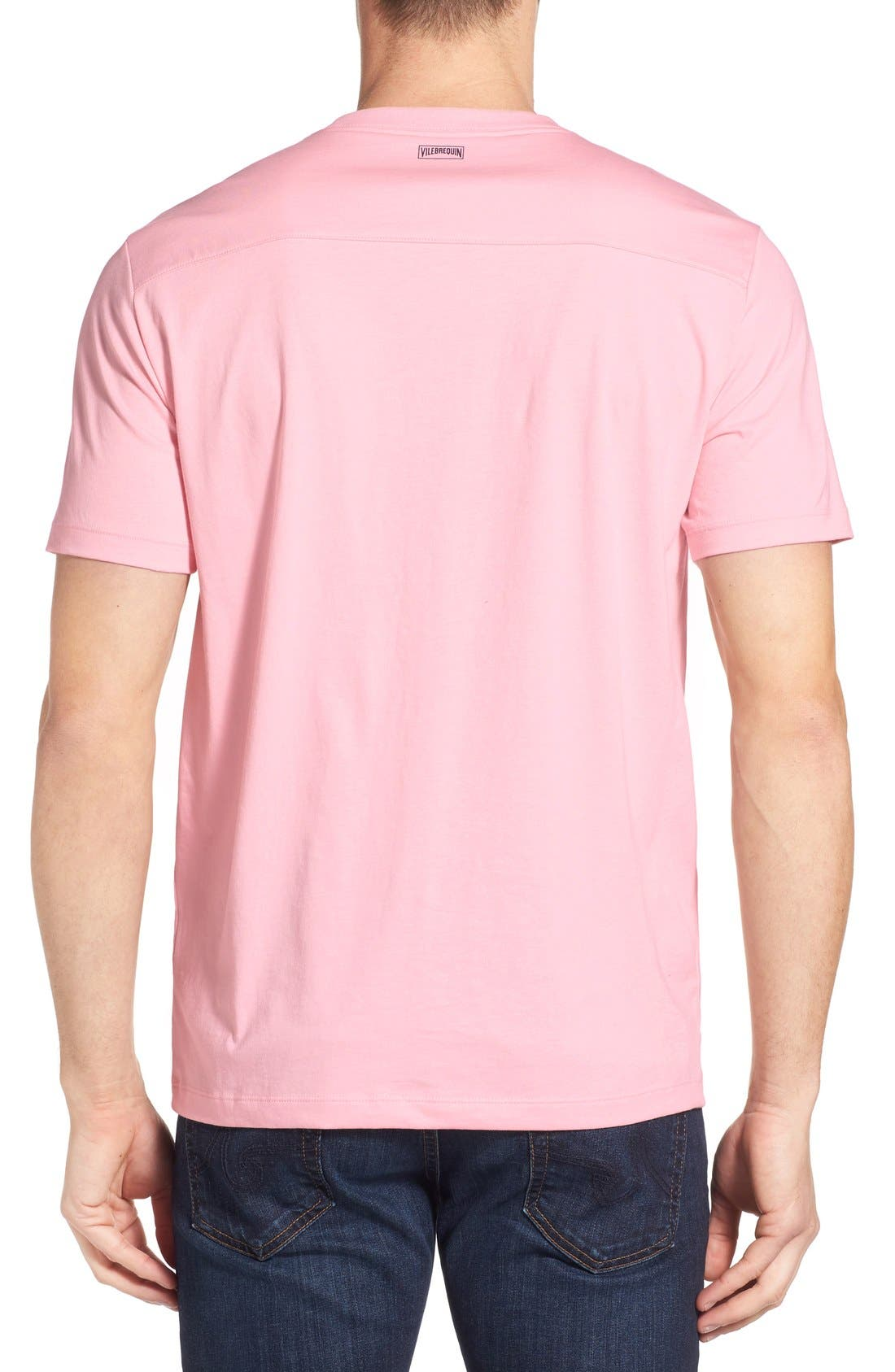 Pocket T-Shirt,                             Alternate thumbnail 8, color,