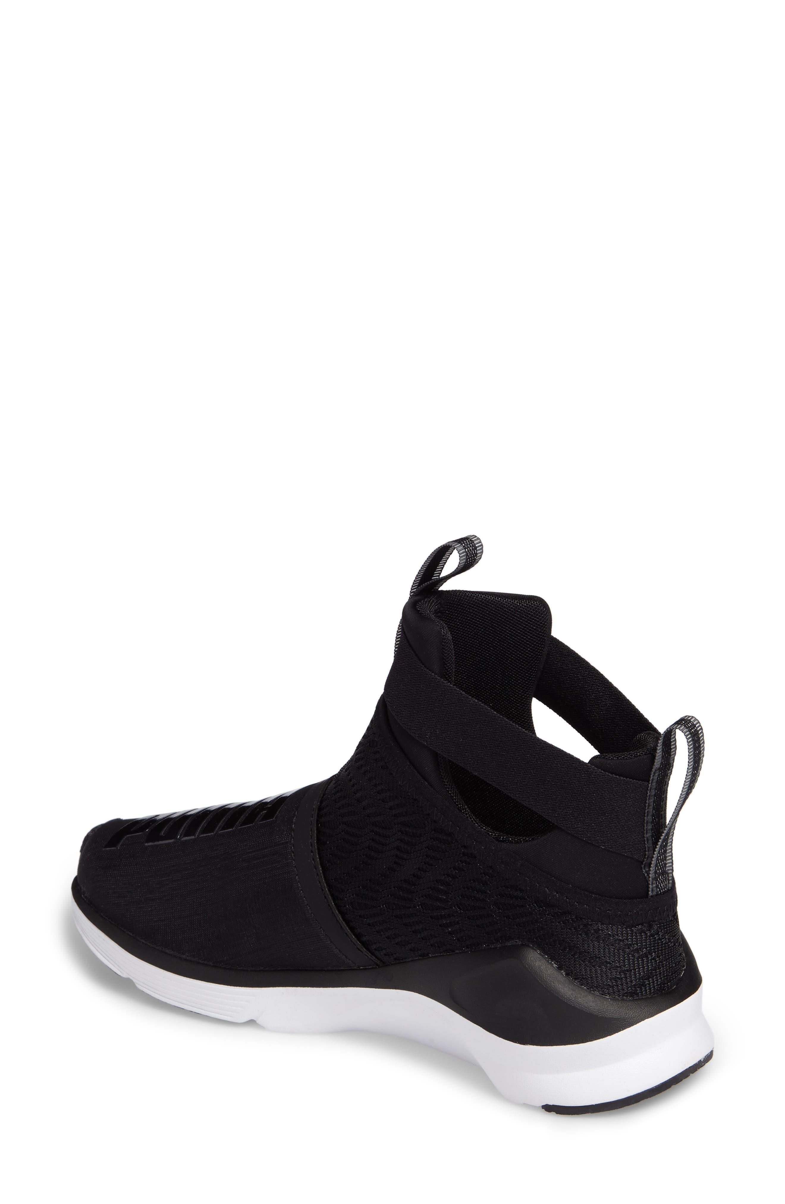 Fierce Strap Training Sneaker,                             Alternate thumbnail 10, color,