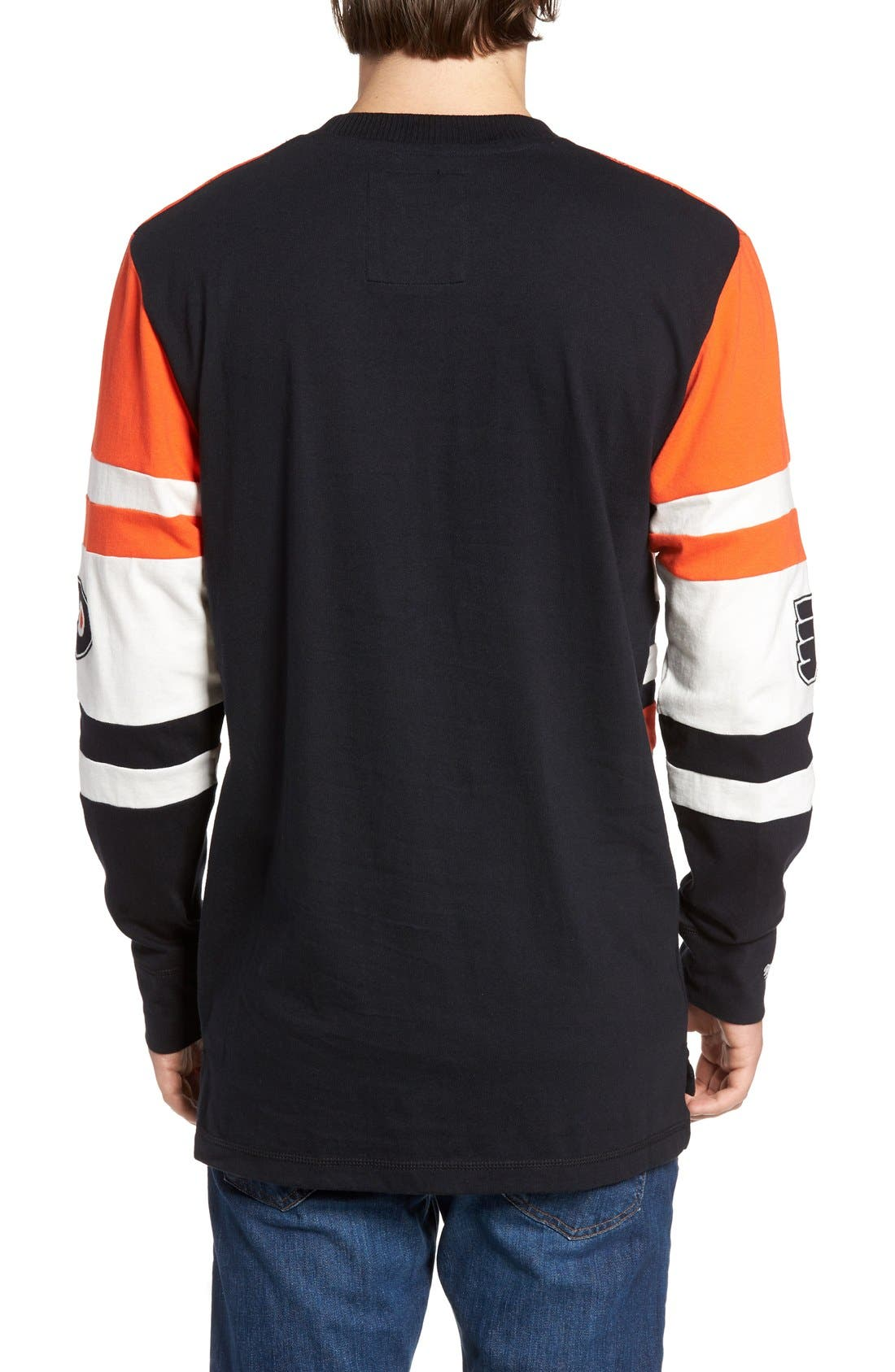 Flyers Open Net Pullover,                             Alternate thumbnail 2, color,                             800
