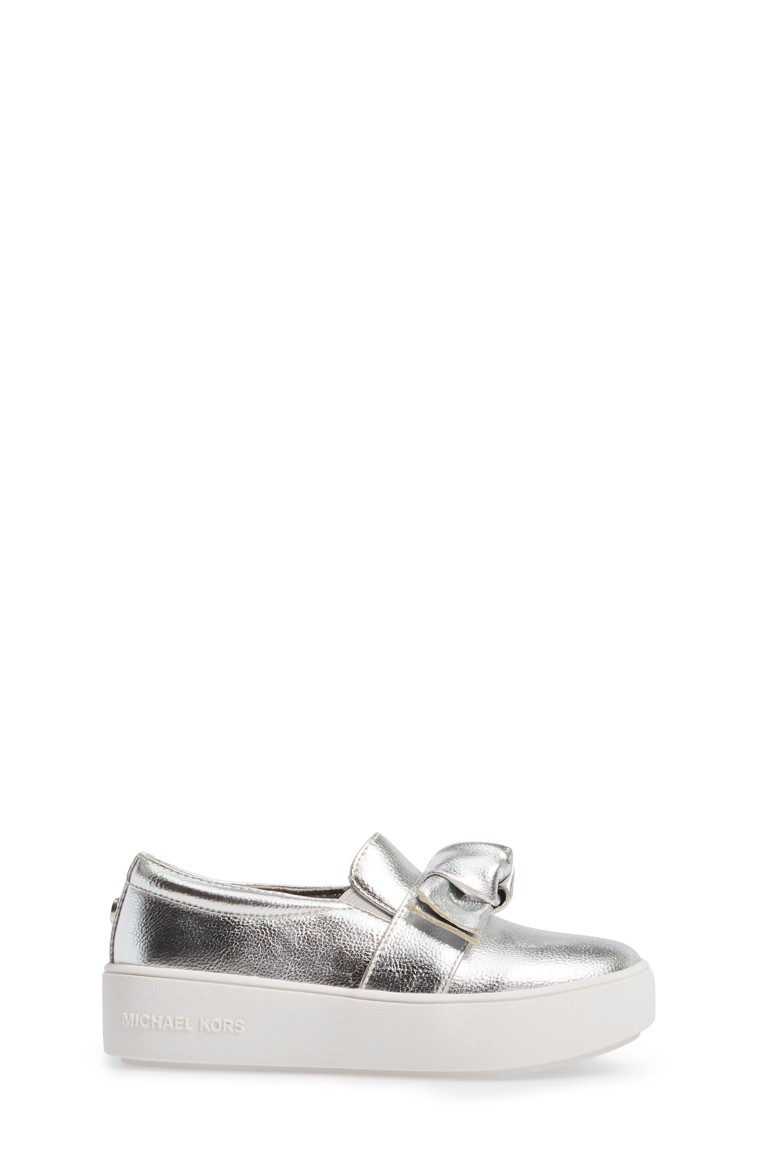 Maven Poppy Knotted Slip-On Sneaker,                             Alternate thumbnail 8, color,