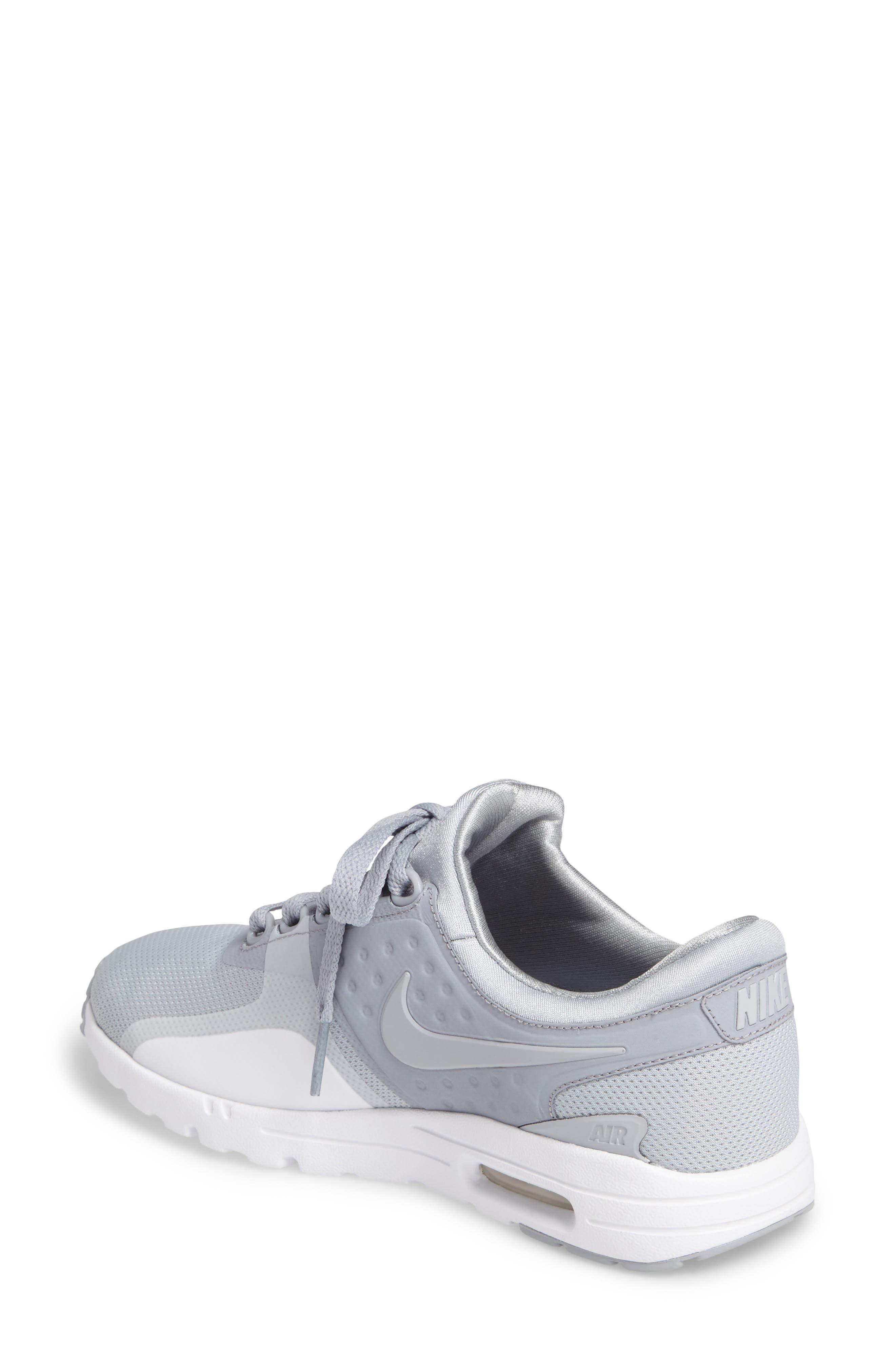 Air Max Zero Sneaker,                             Alternate thumbnail 2, color,                             020