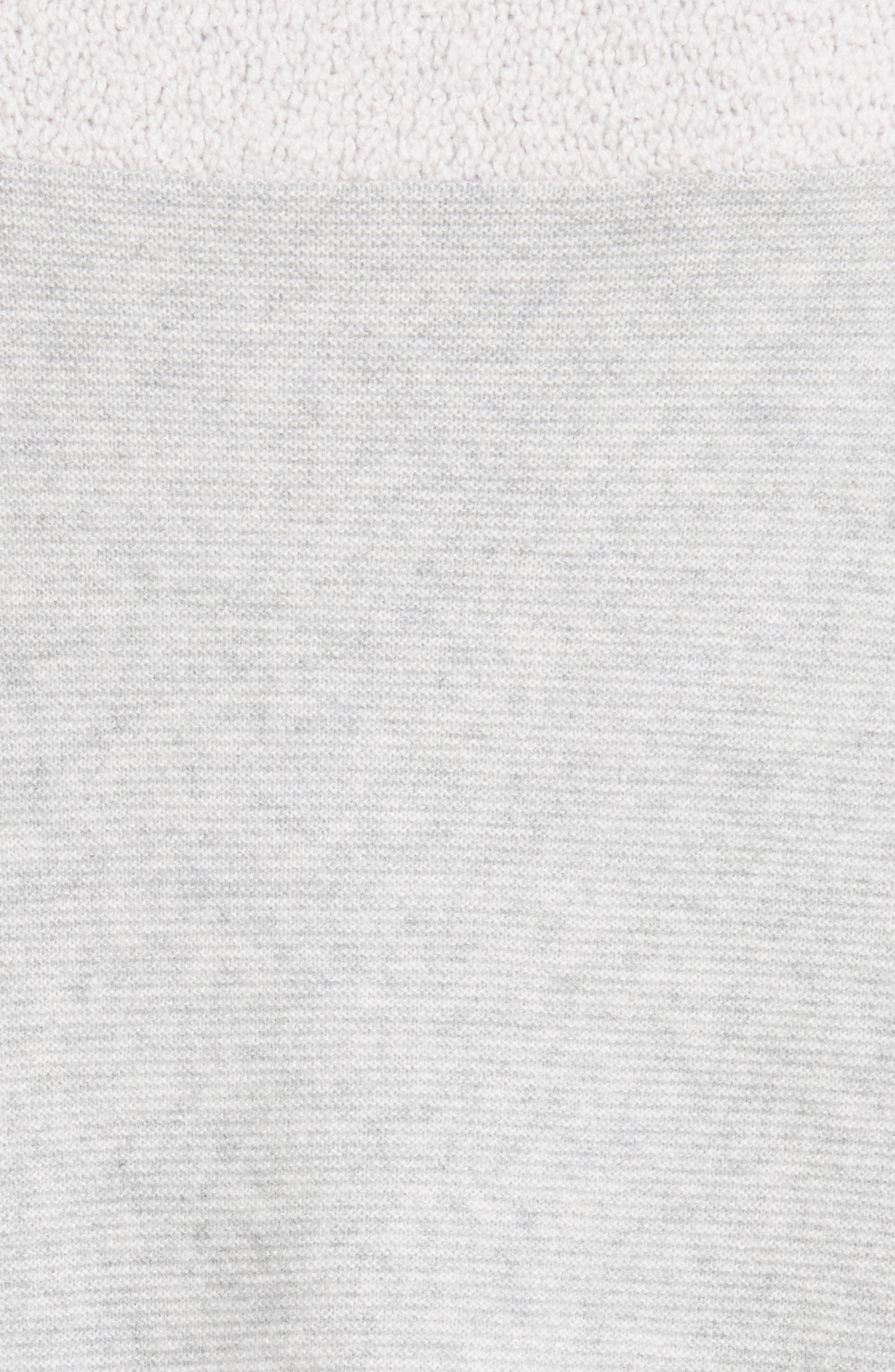 Cashmere Jersey Cardigan,                             Alternate thumbnail 5, color,