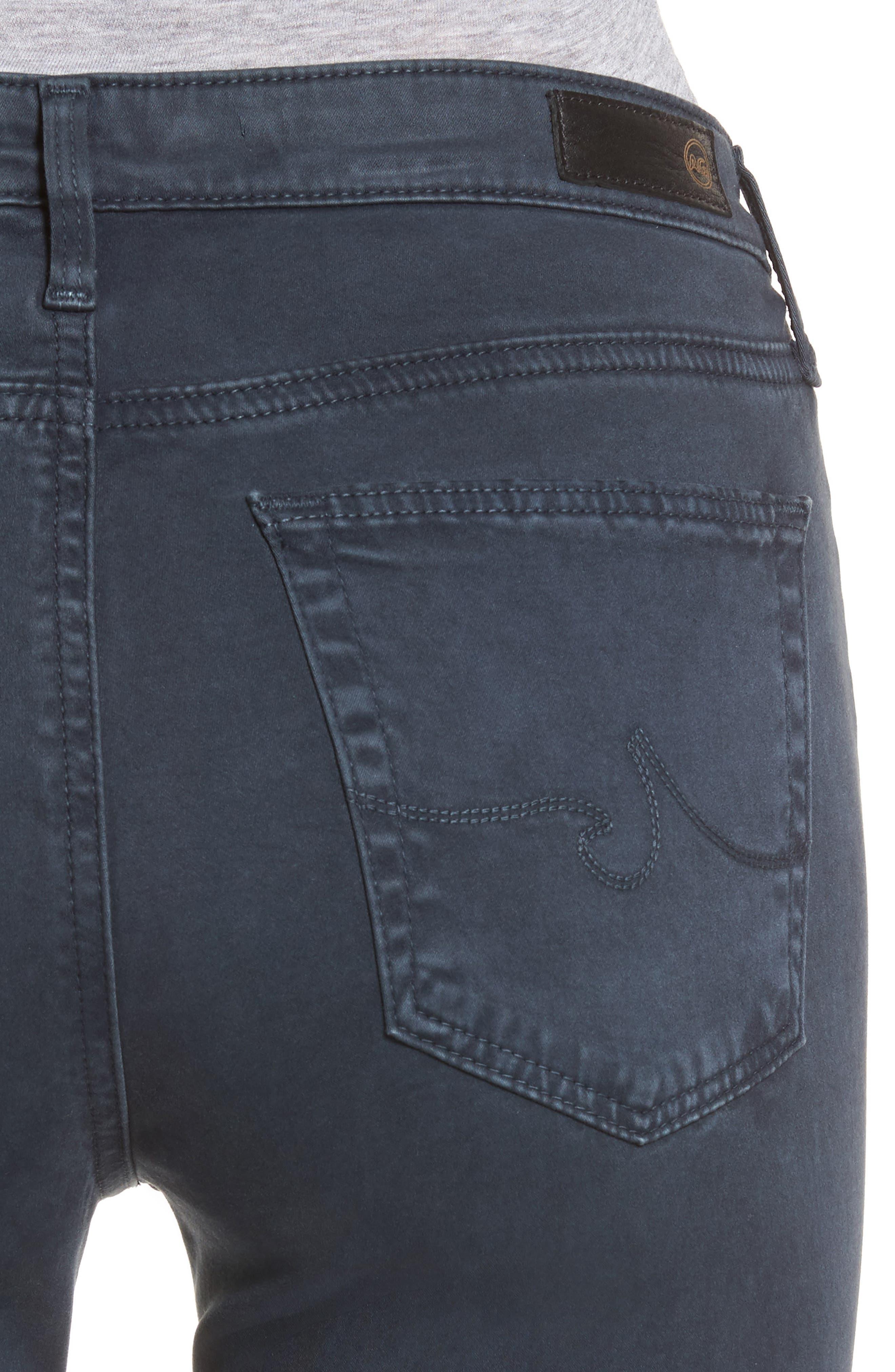'The Prima' Cigarette Leg Skinny Jeans,                             Alternate thumbnail 86, color,