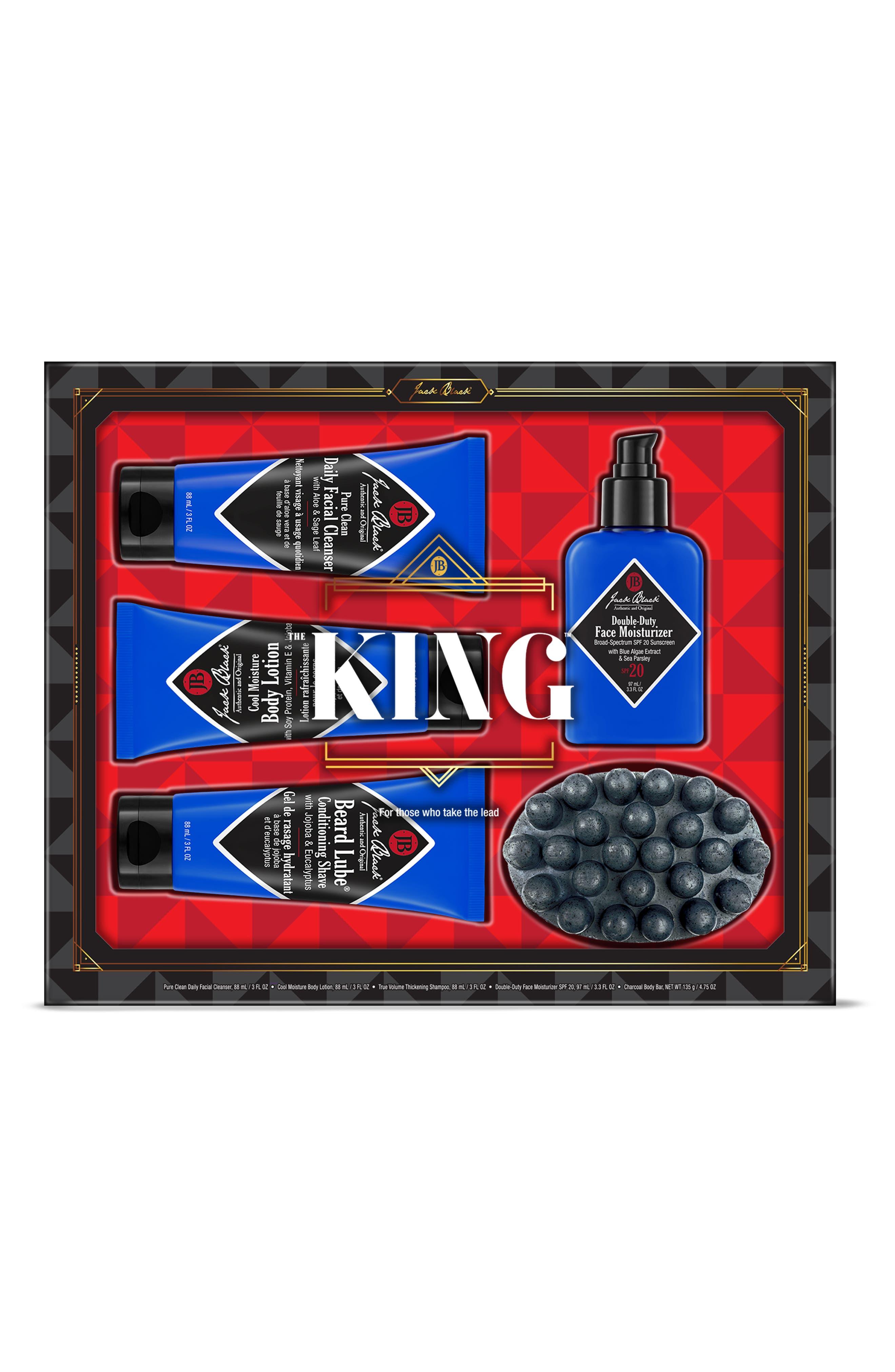The King Set,                             Alternate thumbnail 2, color,                             NO COLOR