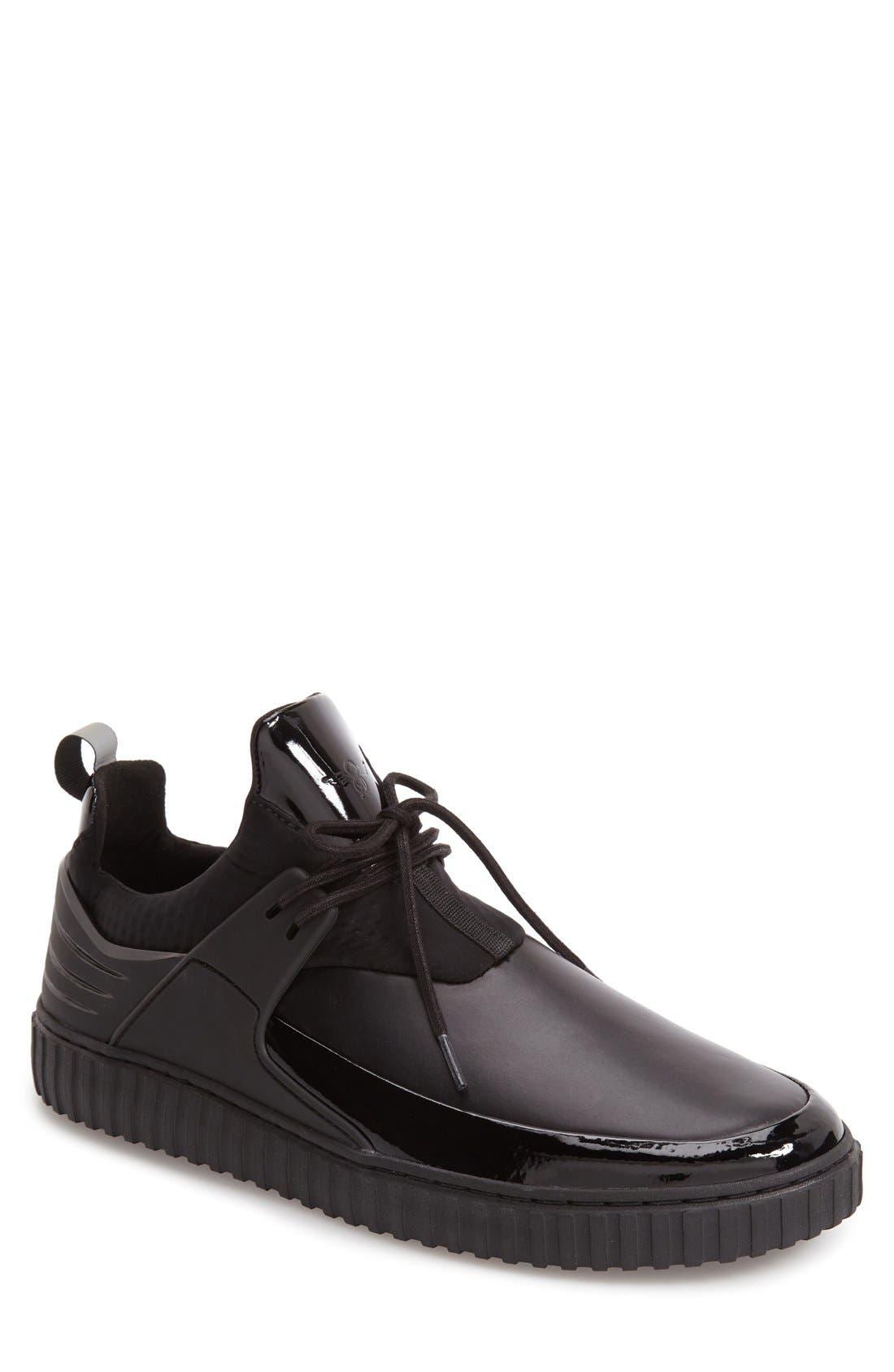 x Nick Jonas Castucci Sneaker,                             Main thumbnail 1, color,                             004