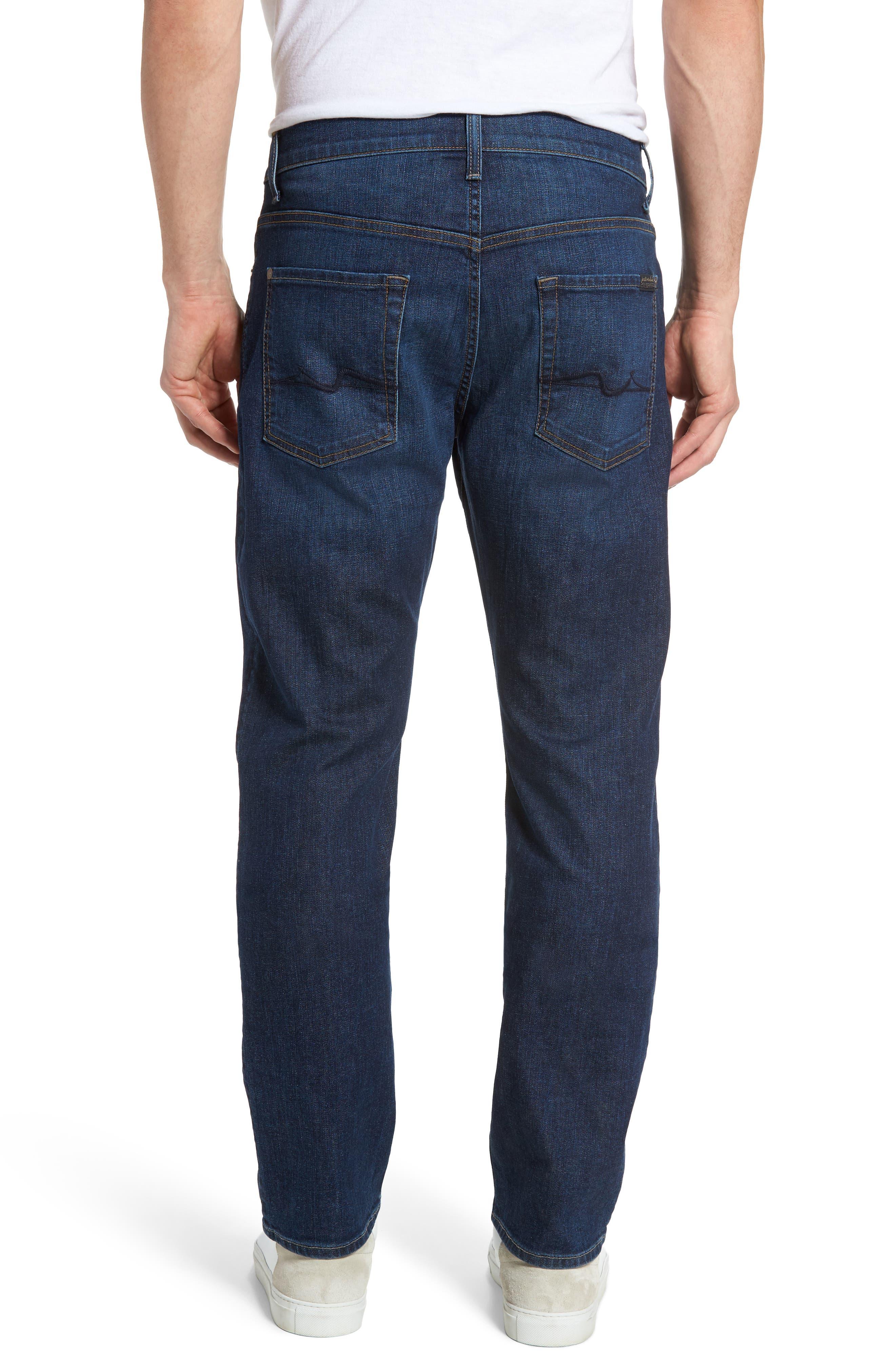 The Straight Slim Straight Leg Jeans,                             Alternate thumbnail 2, color,                             402