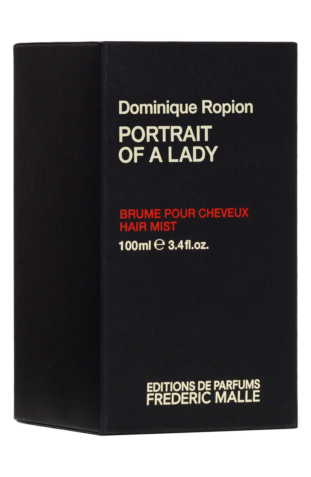 Editions de Parfums Frédéric Malle Portrait of a Lady Hair Mist,                             Alternate thumbnail 2, color,                             000