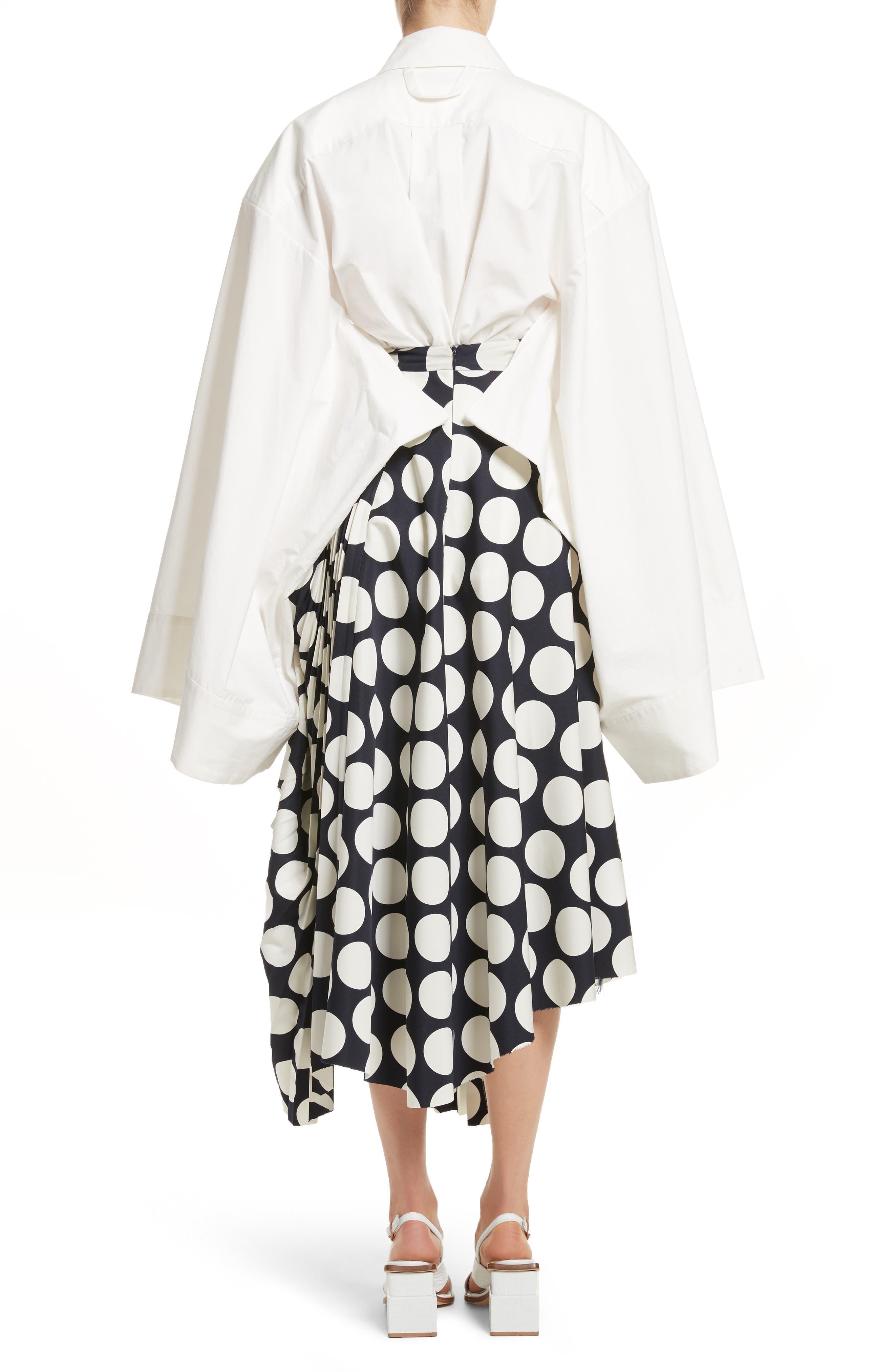 Kimono Sleeve Shirt,                             Alternate thumbnail 2, color,                             100