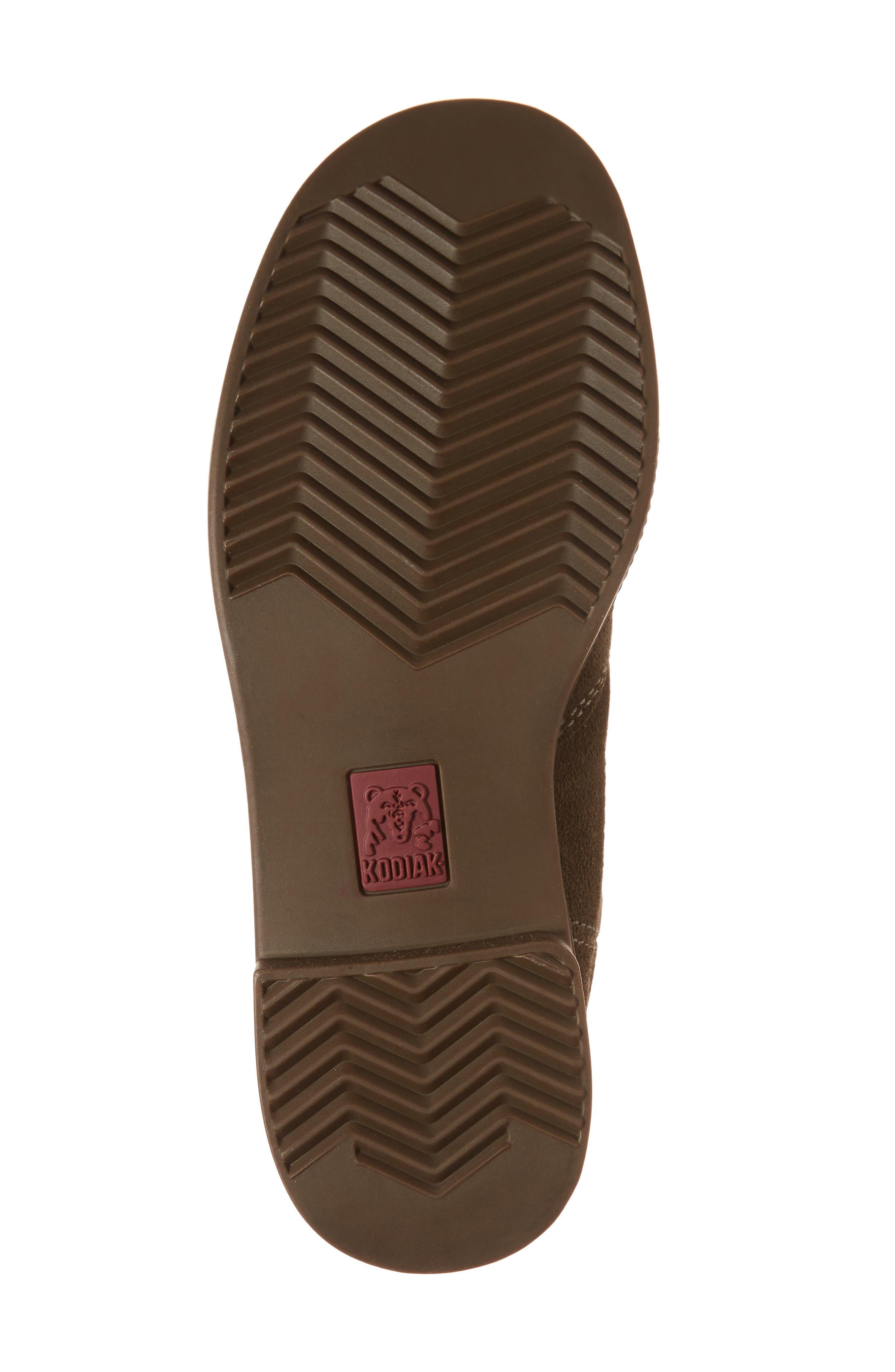 Bria Waterproof Chelsea Boot,                             Alternate thumbnail 17, color,