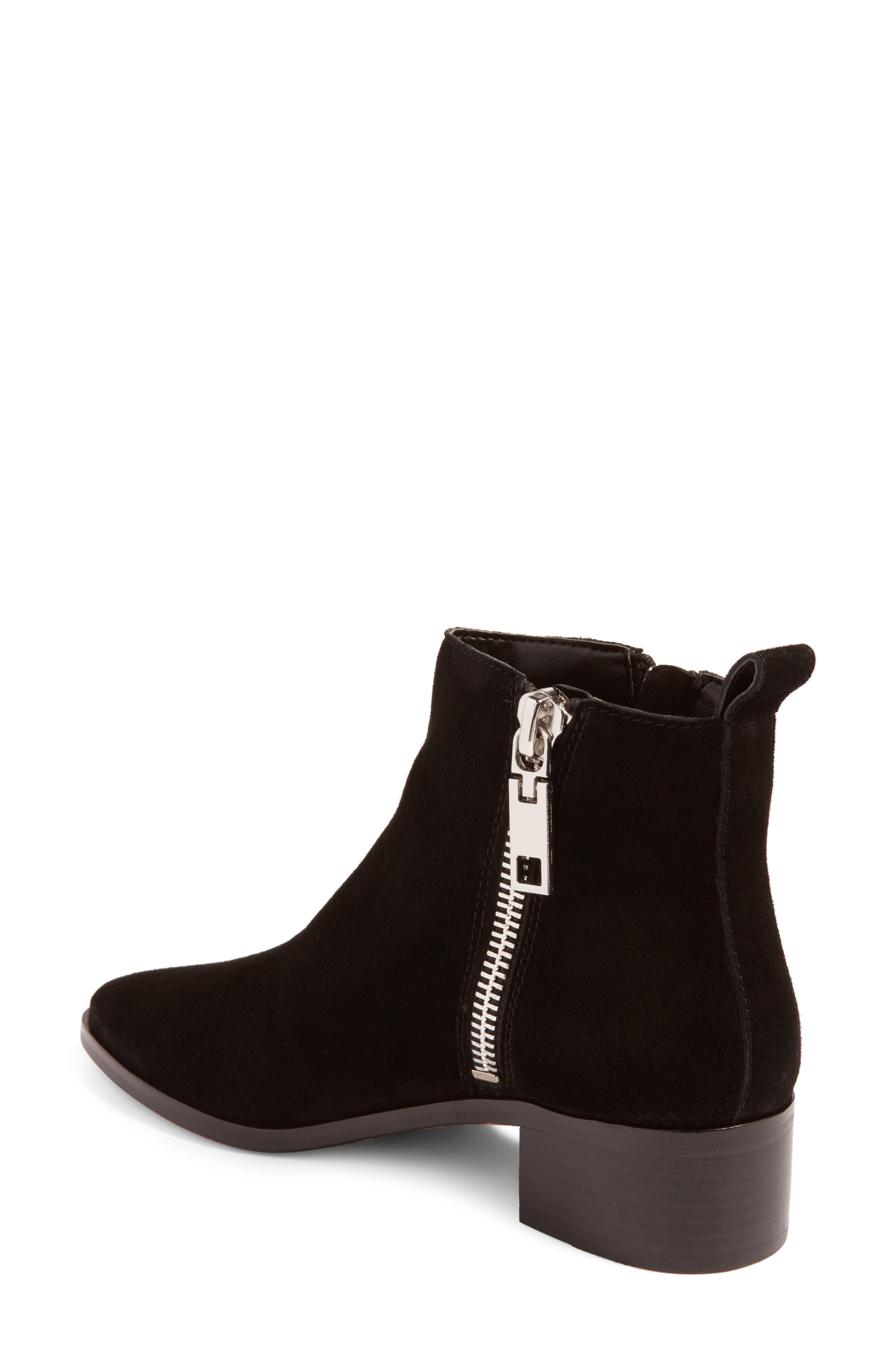 Marra Double Zip Bootie,                             Alternate thumbnail 2, color,                             001