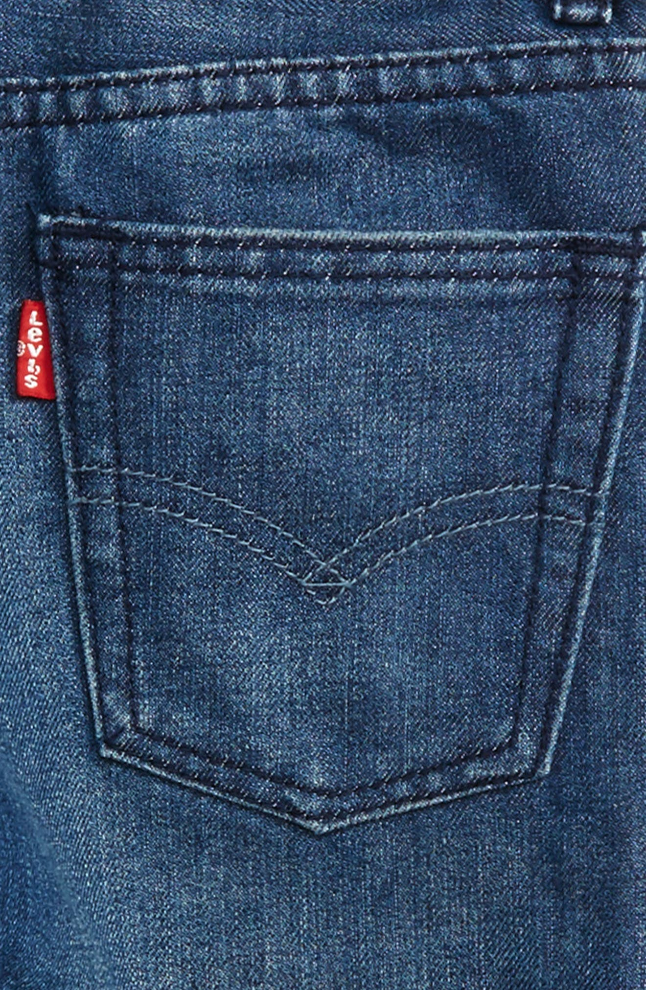 514<sup>™</sup> Straight Leg Jeans,                             Alternate thumbnail 3, color,                             421