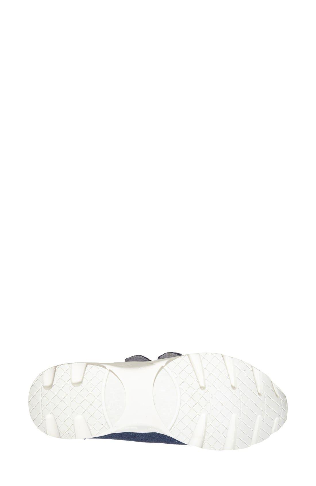 'Lucille 2' Open Top Sneaker,                             Alternate thumbnail 3, color,                             487