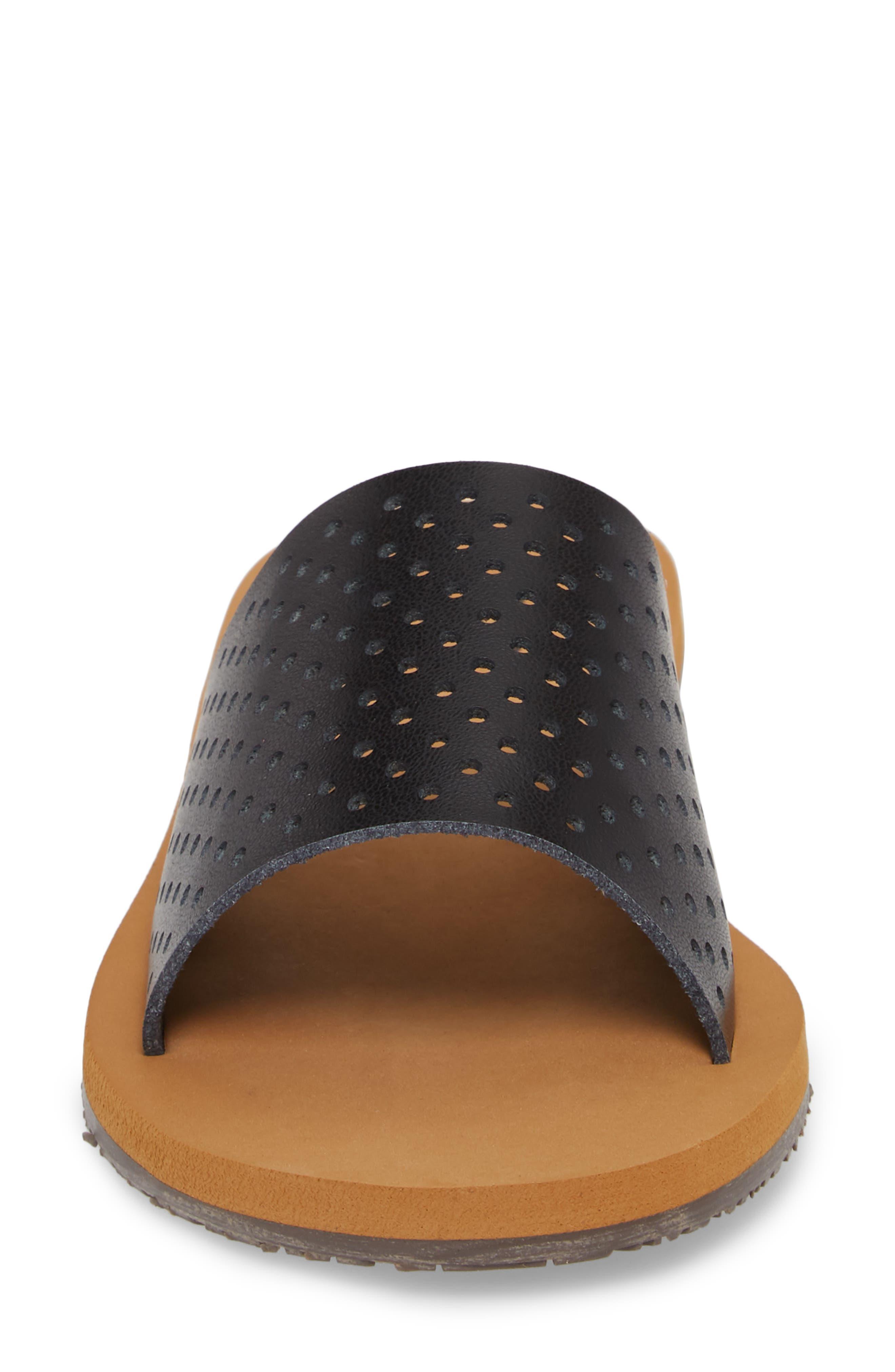 Slide Sandal,                             Alternate thumbnail 4, color,                             001