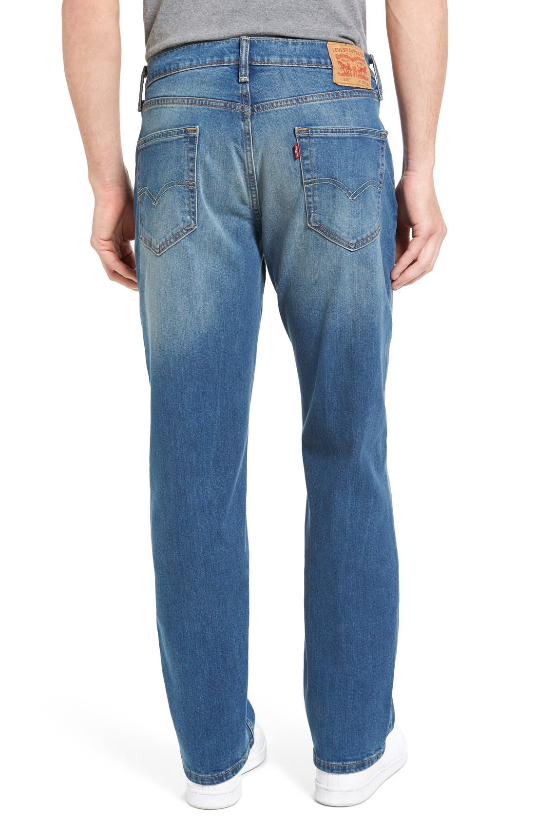514<sup>™</sup> Straight Leg Jeans,                             Alternate thumbnail 5, color,                             HAGGARD