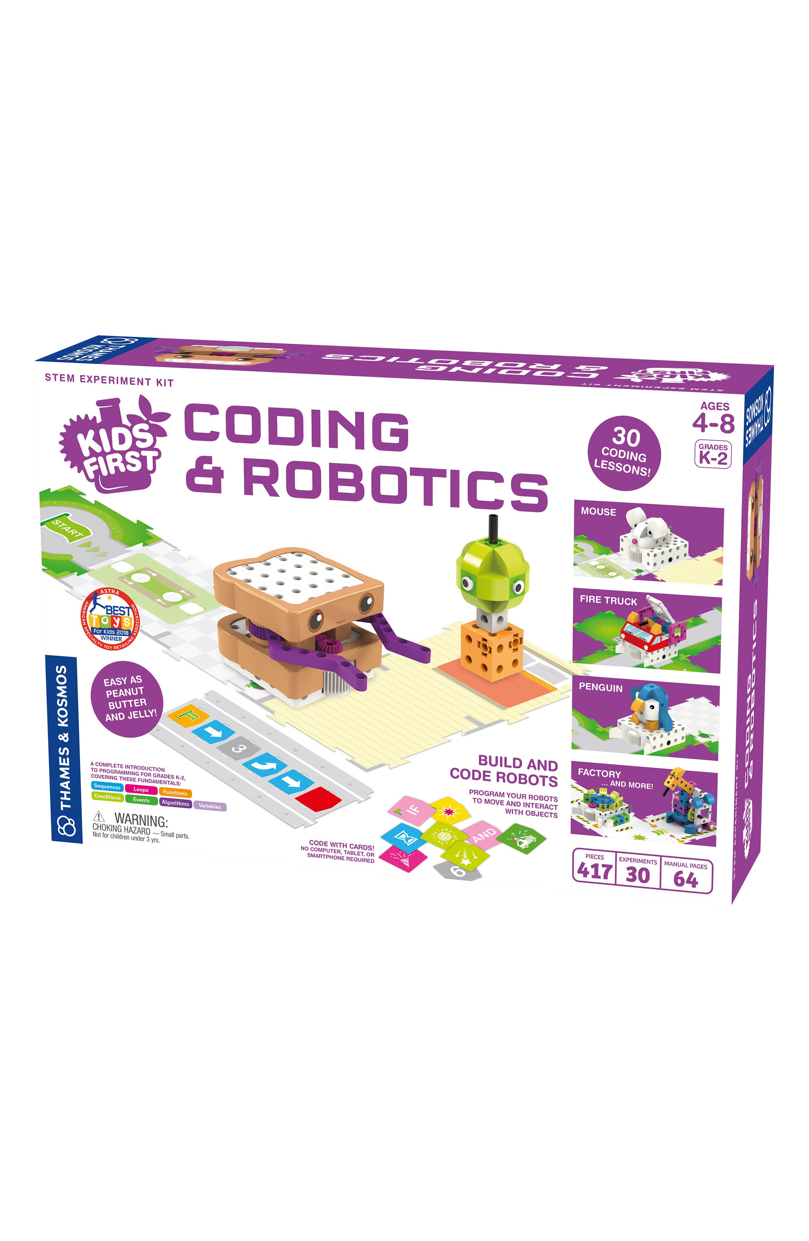 Thames  Kosmos Coding  Robotics Kit