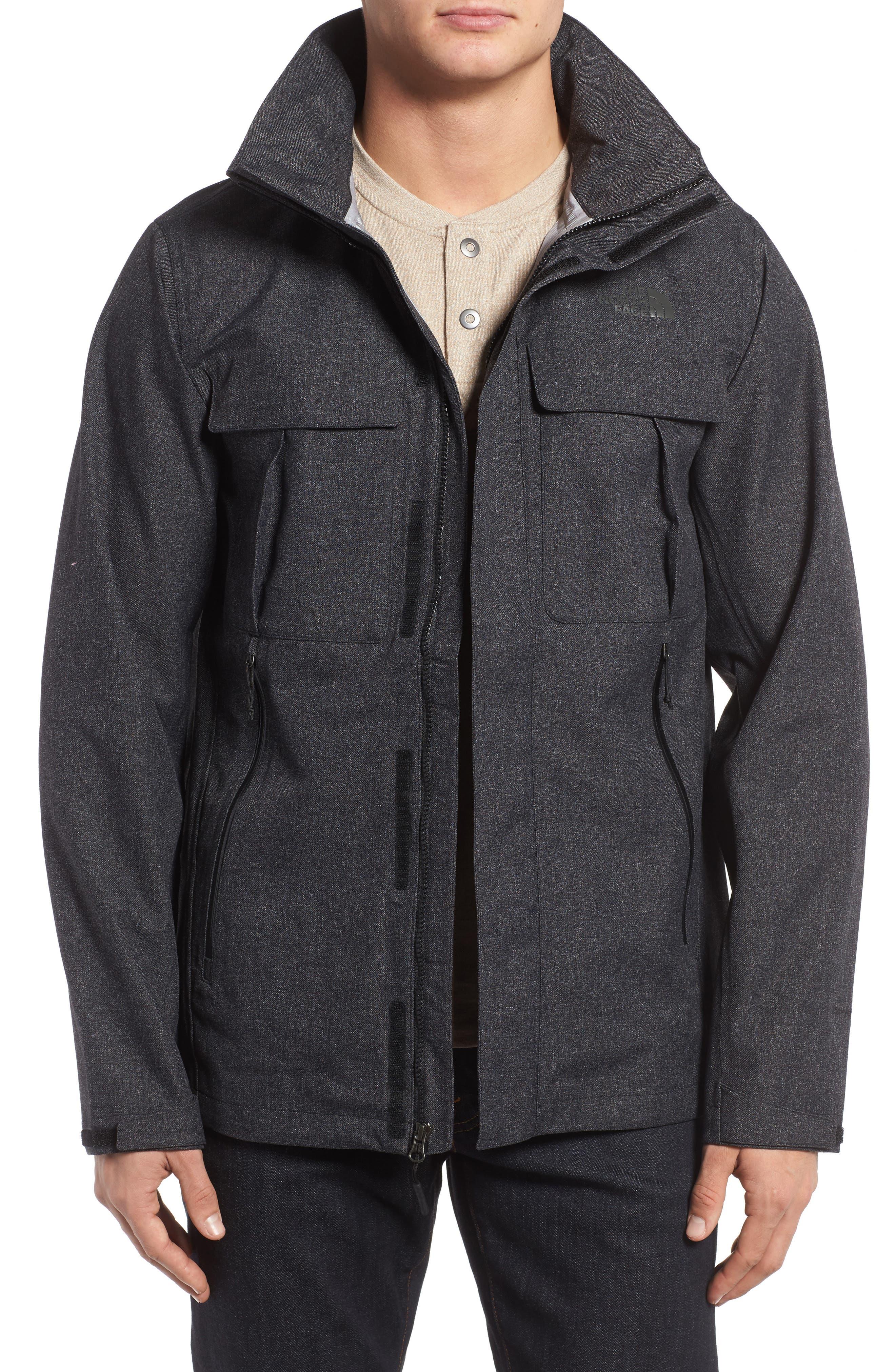 Kassler DryVent Field Jacket,                             Main thumbnail 1, color,                             001