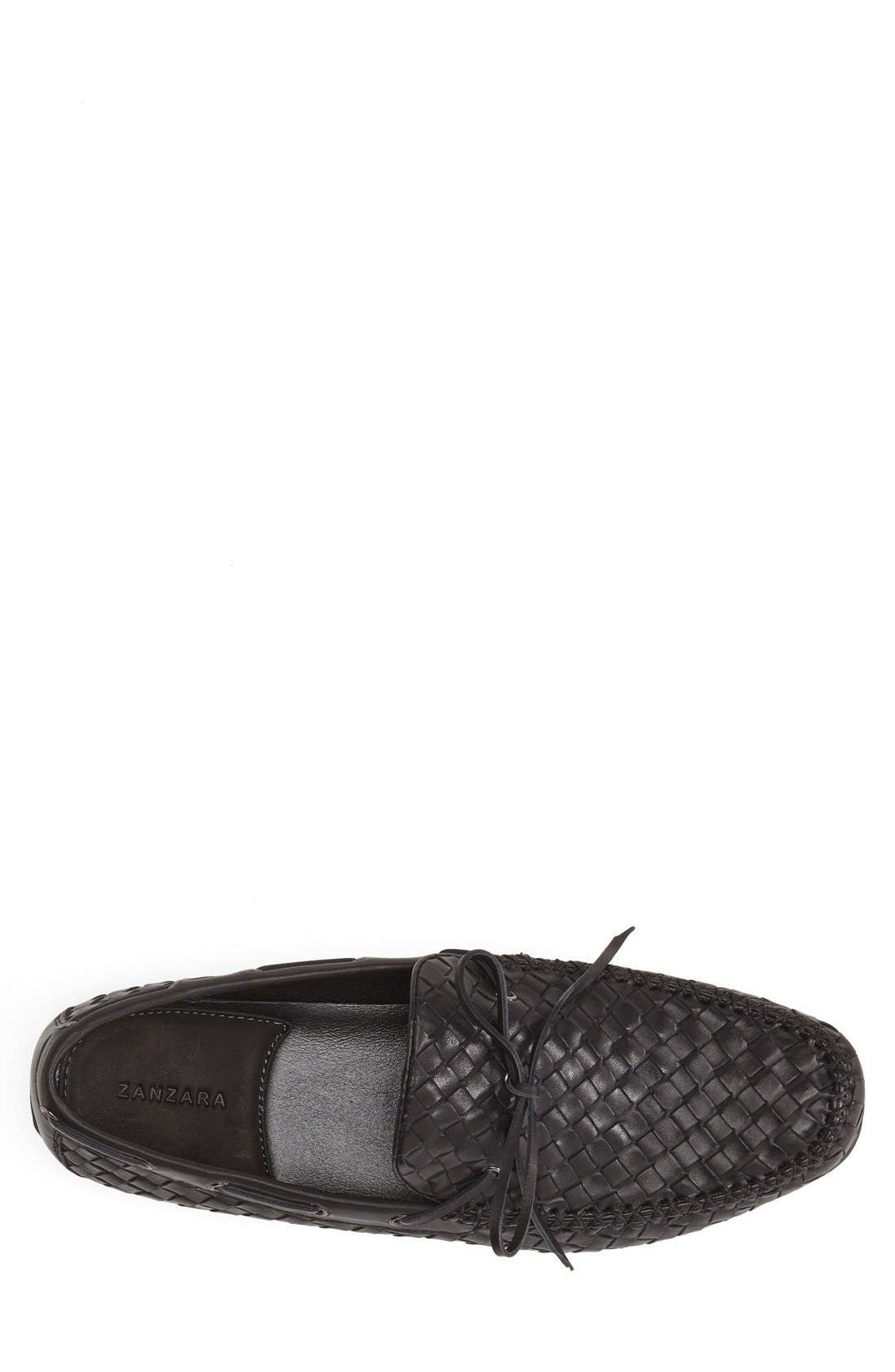 Leather Loafer,                             Alternate thumbnail 20, color,