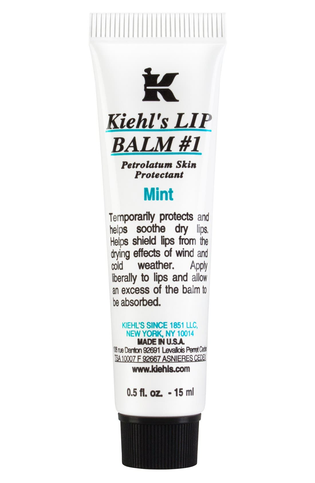 Flavored Lip Balm #1,                         Main,                         color, MINT