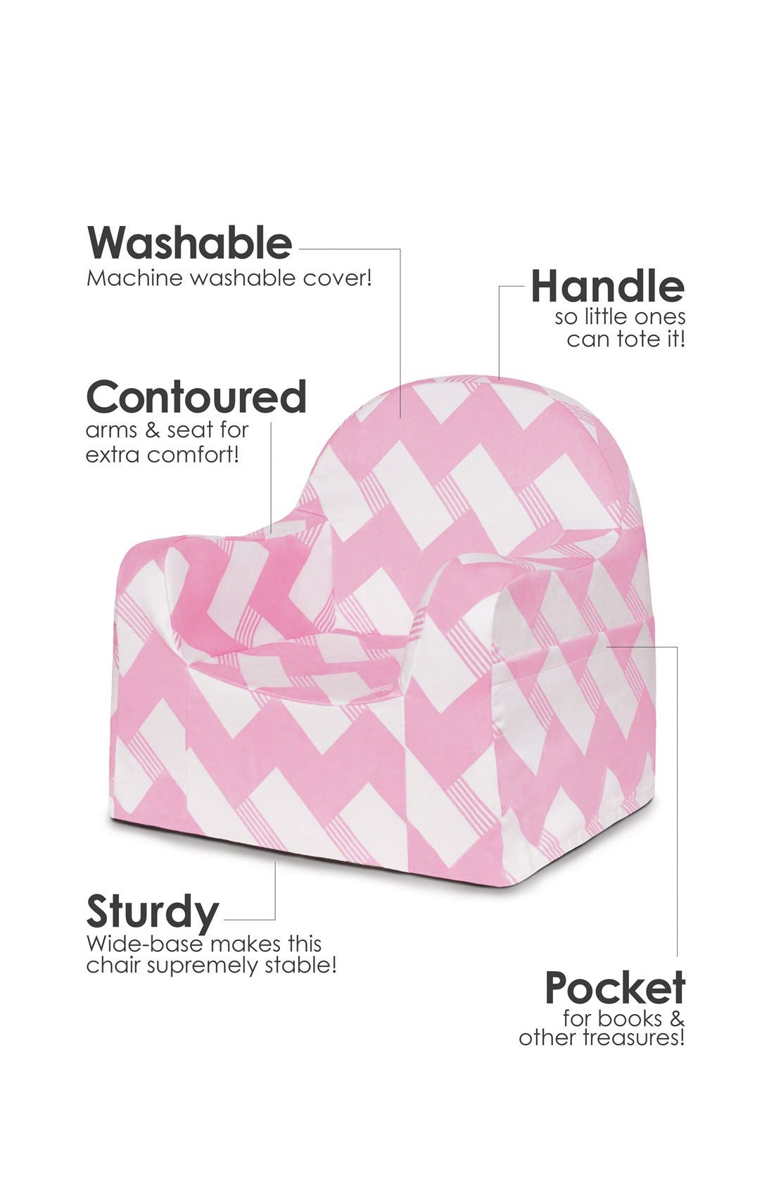 'Personalized Little Reader' Chair,                             Alternate thumbnail 12, color,