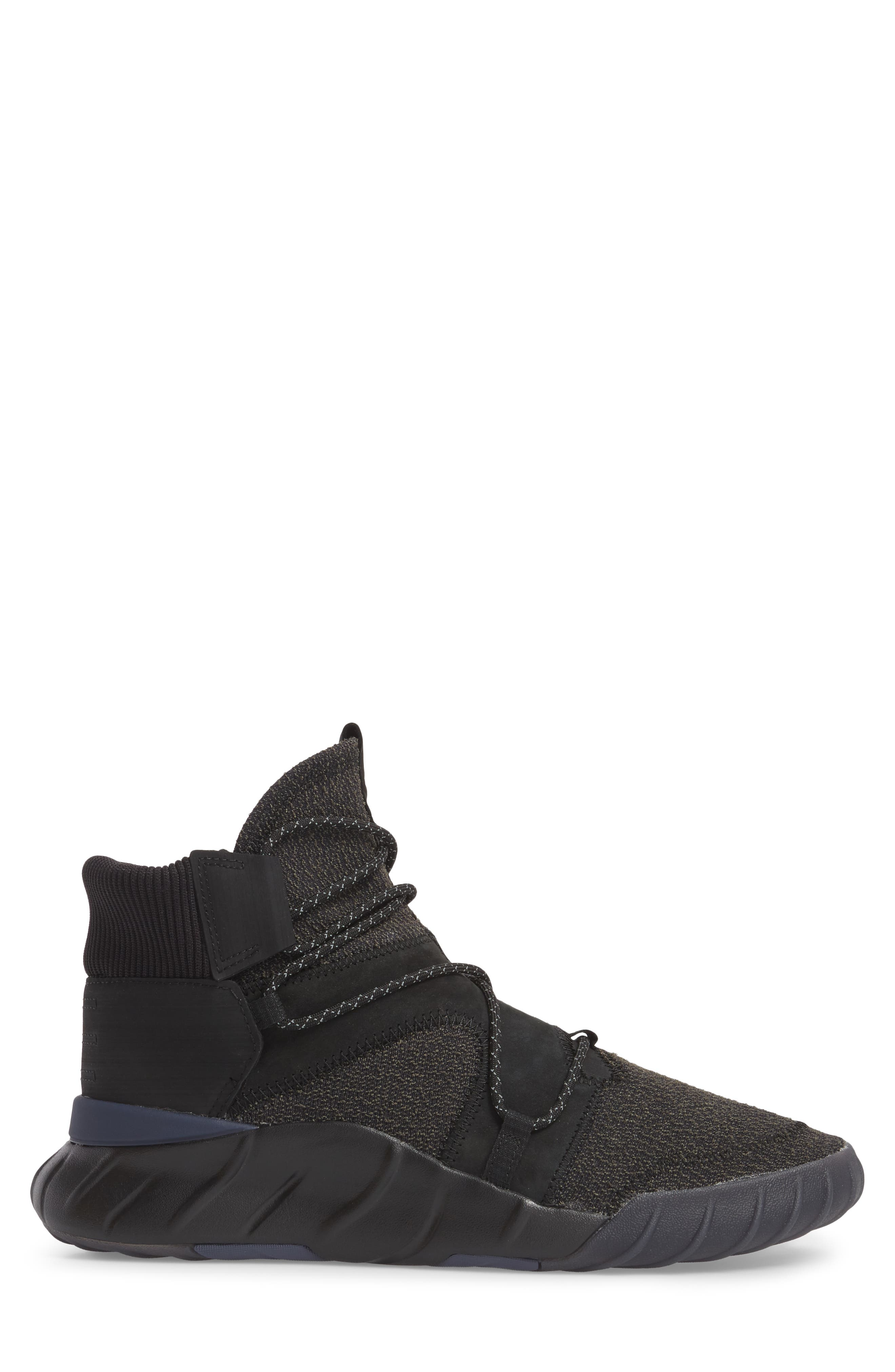 Tubular X 2.0 High Top Sneaker,                             Alternate thumbnail 3, color,