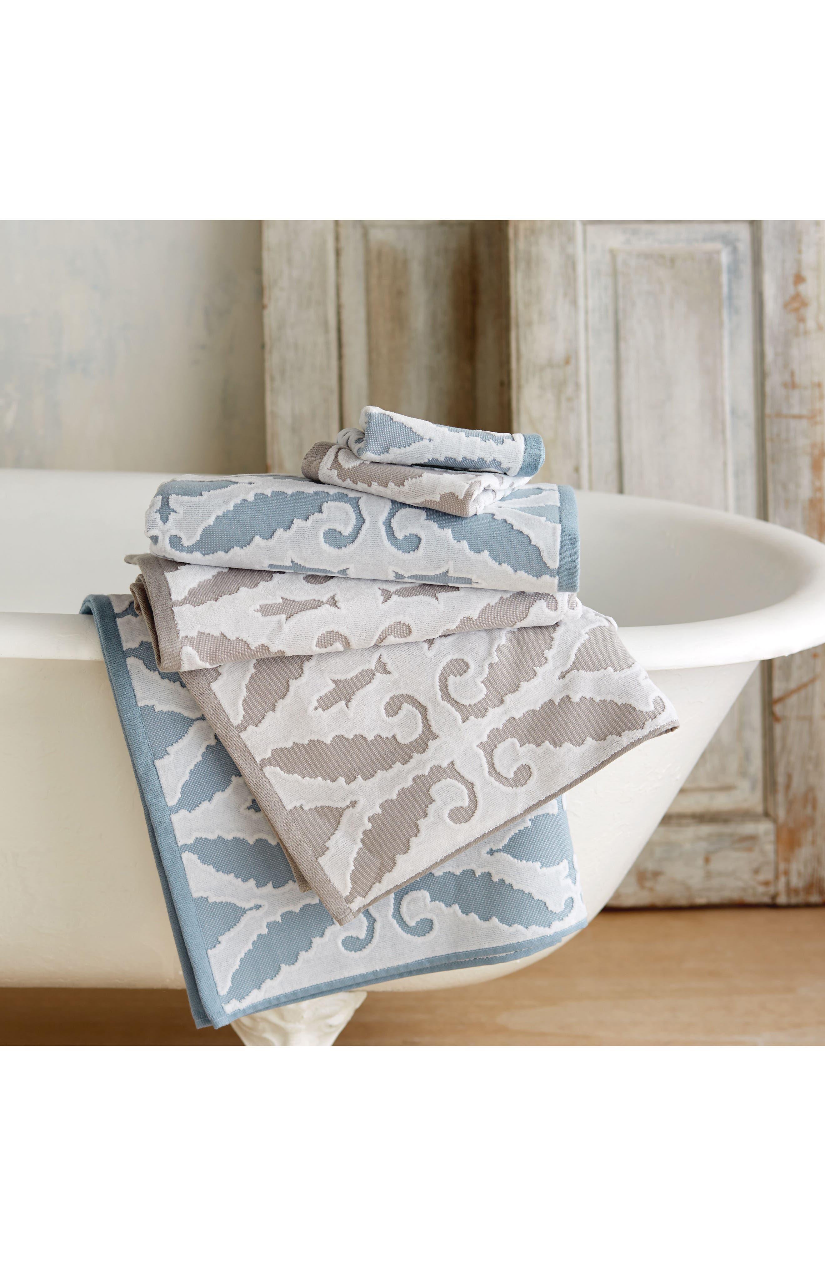 Khoma Hand Towel,                             Alternate thumbnail 3, color,                             020
