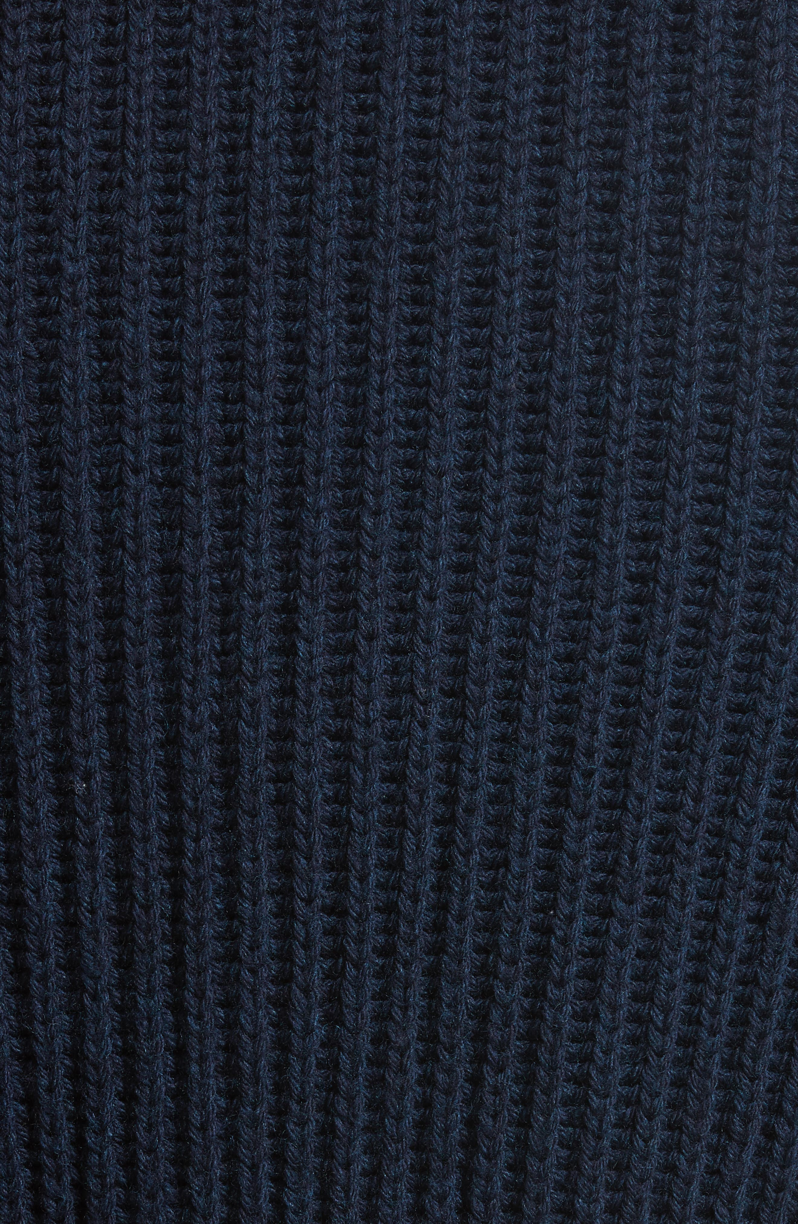 Napoli Belted English Rib Shawl Collar Cardigan,                             Alternate thumbnail 5, color,                             461