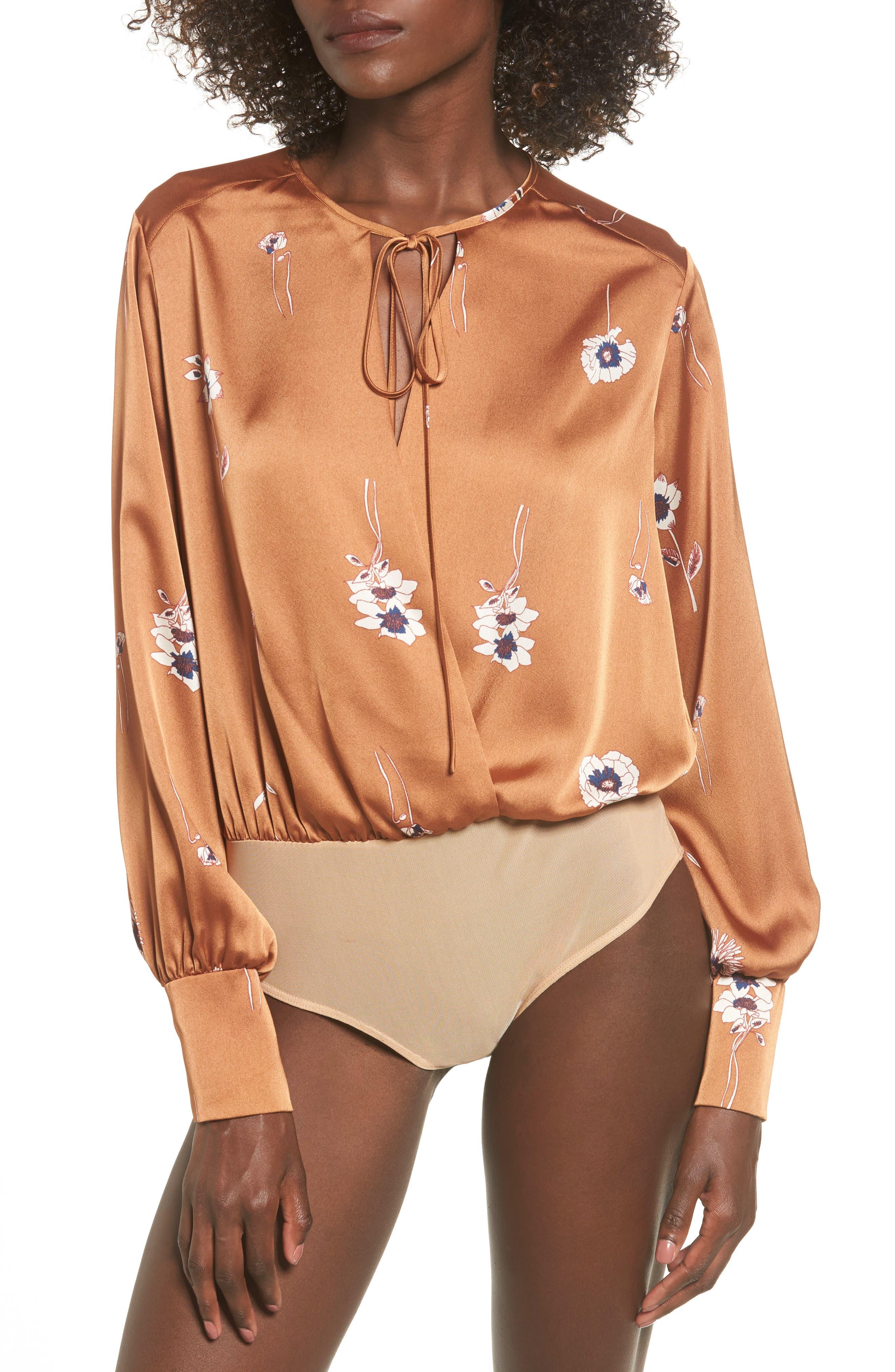 Gracie Bodysuit,                             Alternate thumbnail 3, color,