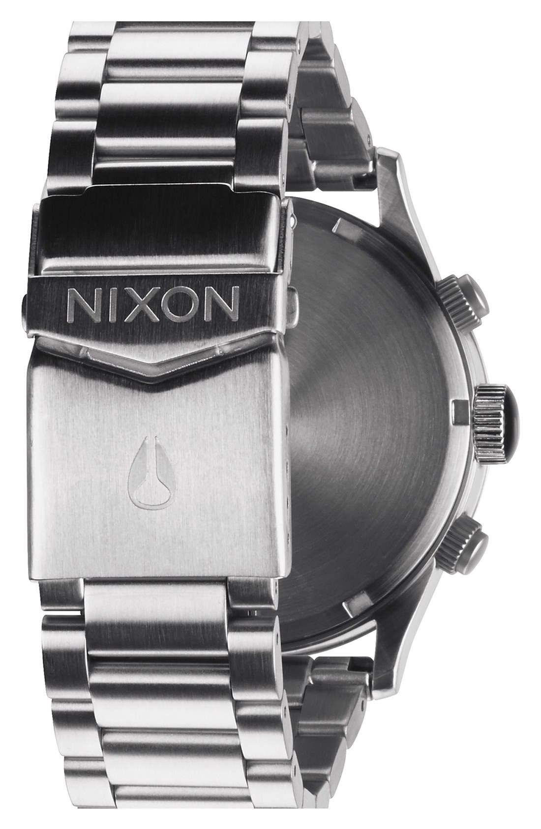 'The Sentry' Chronograph Bracelet Watch, 42mm,                             Alternate thumbnail 52, color,