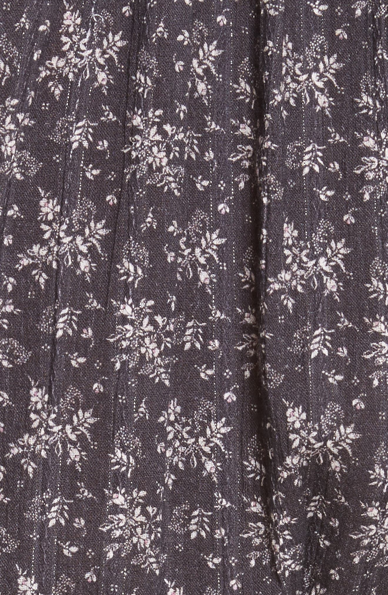 Angelique Long Sleeve Dress,                             Alternate thumbnail 5, color,                             014