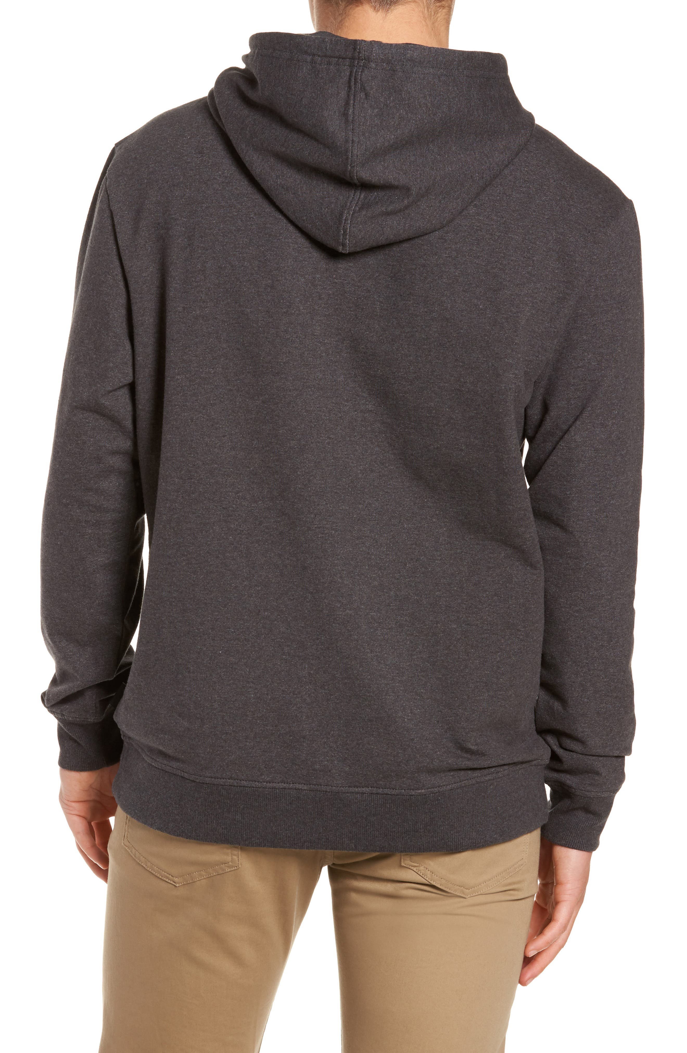 Fitz Roy Bear Graphic Hoodie,                             Alternate thumbnail 2, color,                             001