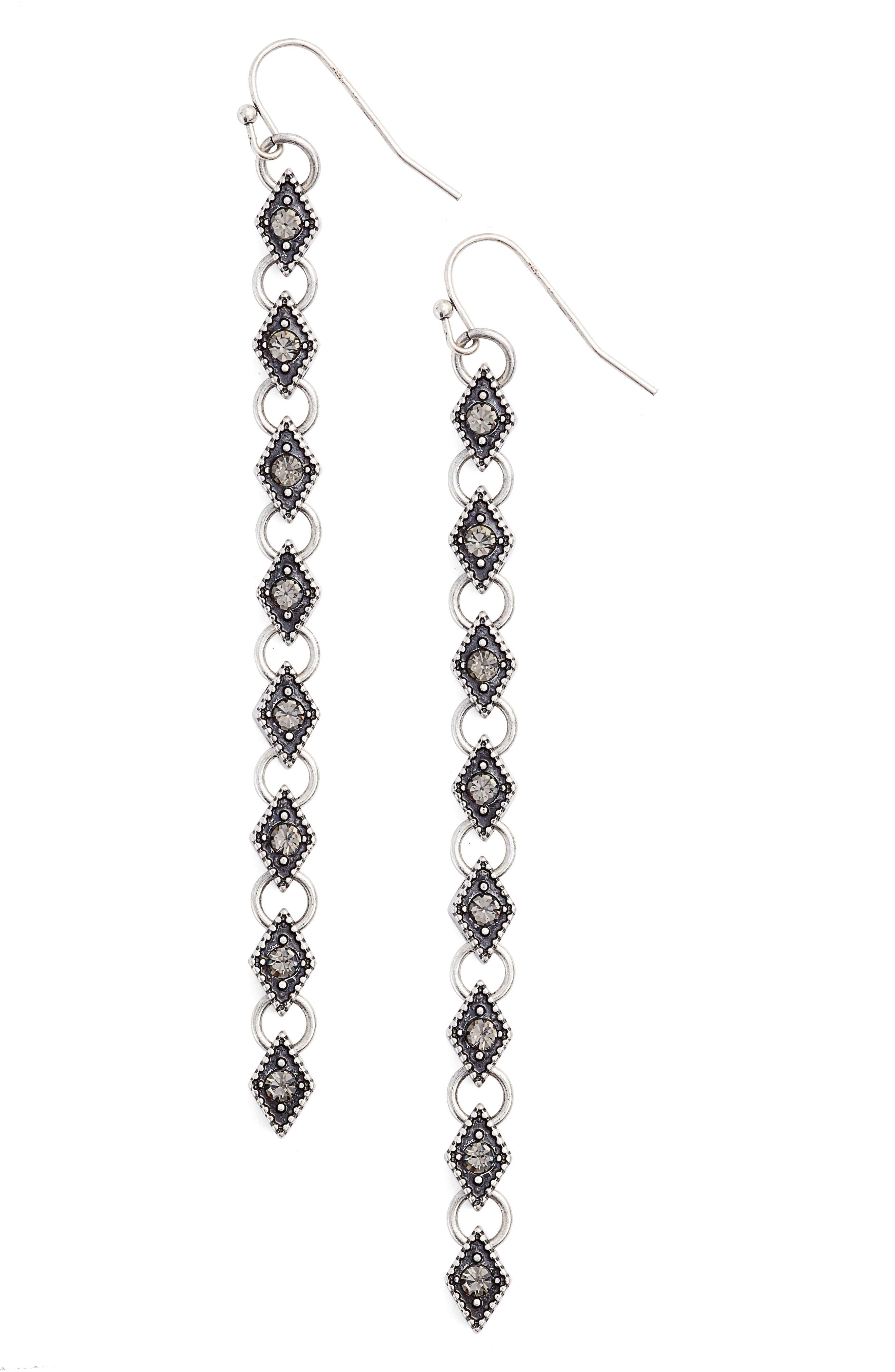 Link Drop Earrings,                         Main,                         color, 040