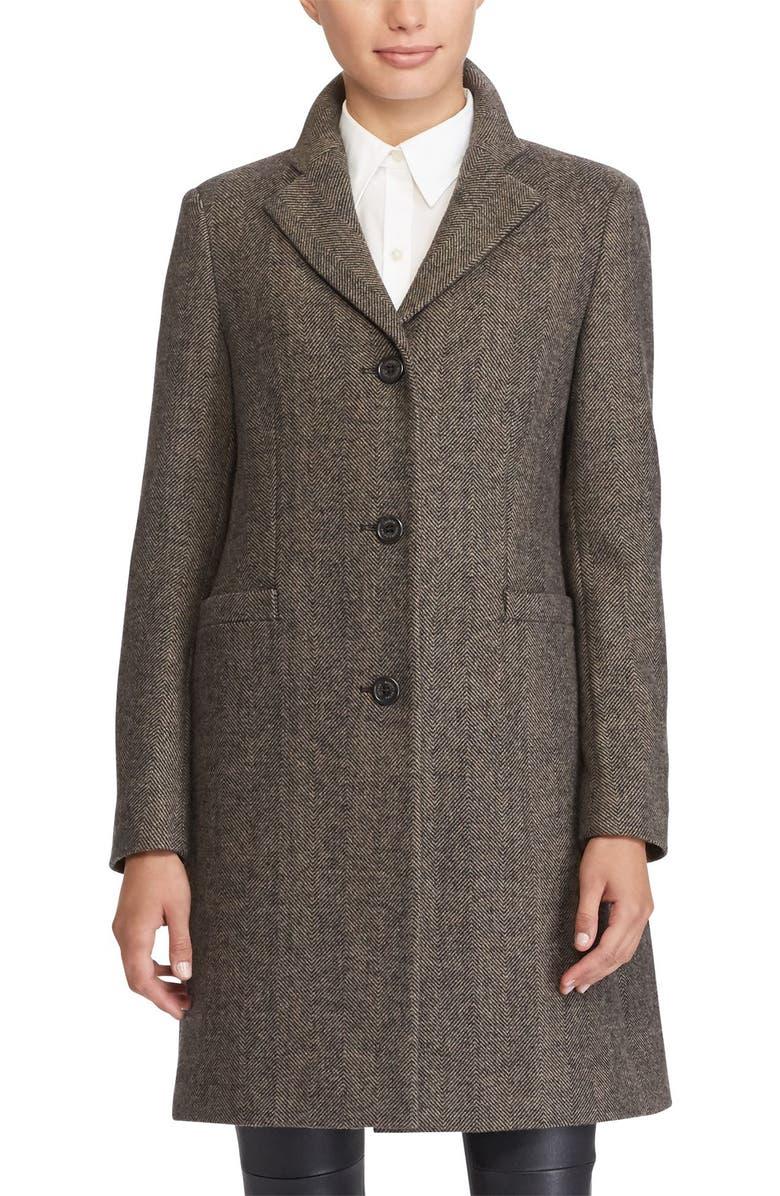 wool coat for petites